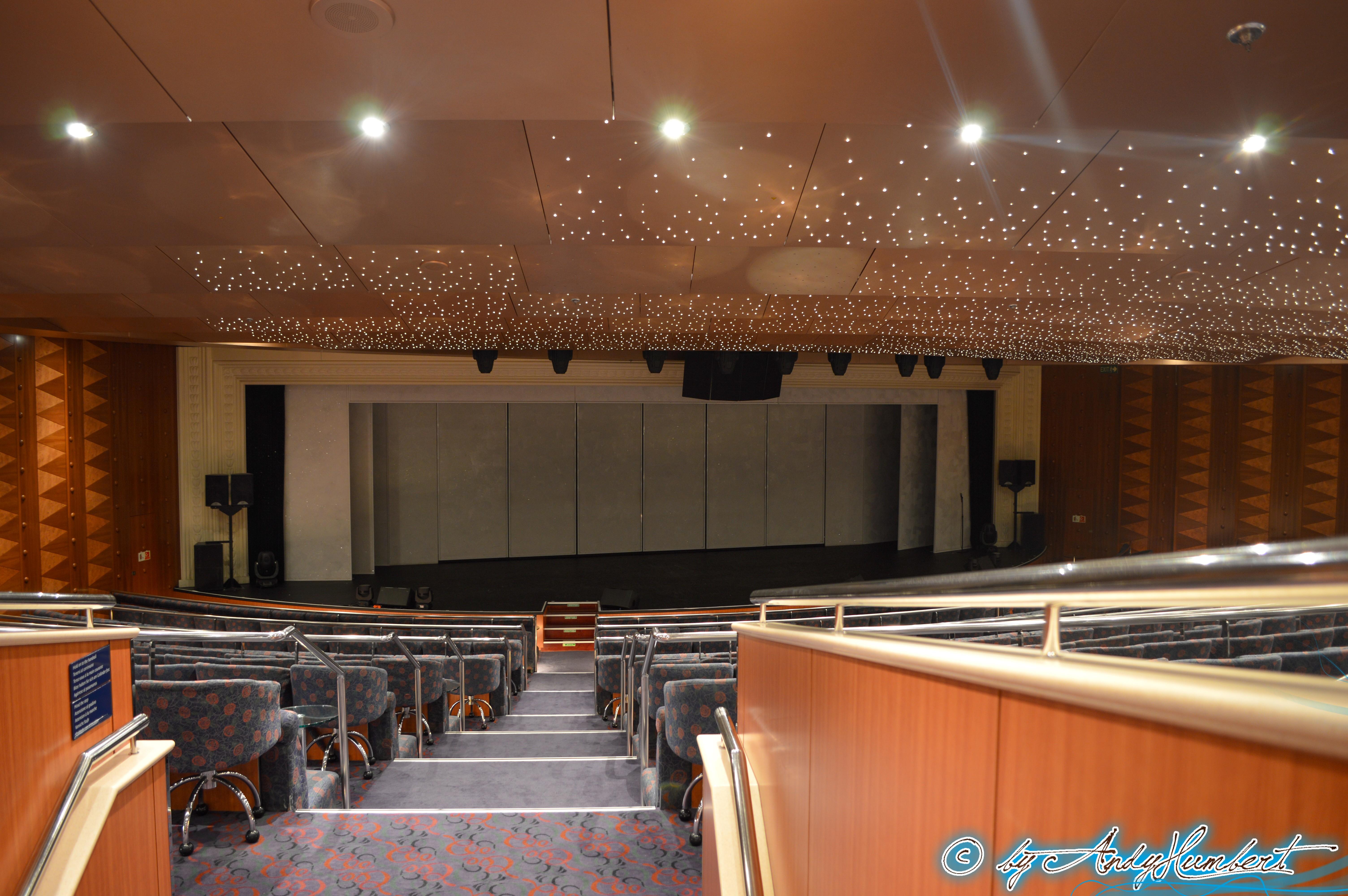 Théâtre Ravello (ponts 5 et 6)