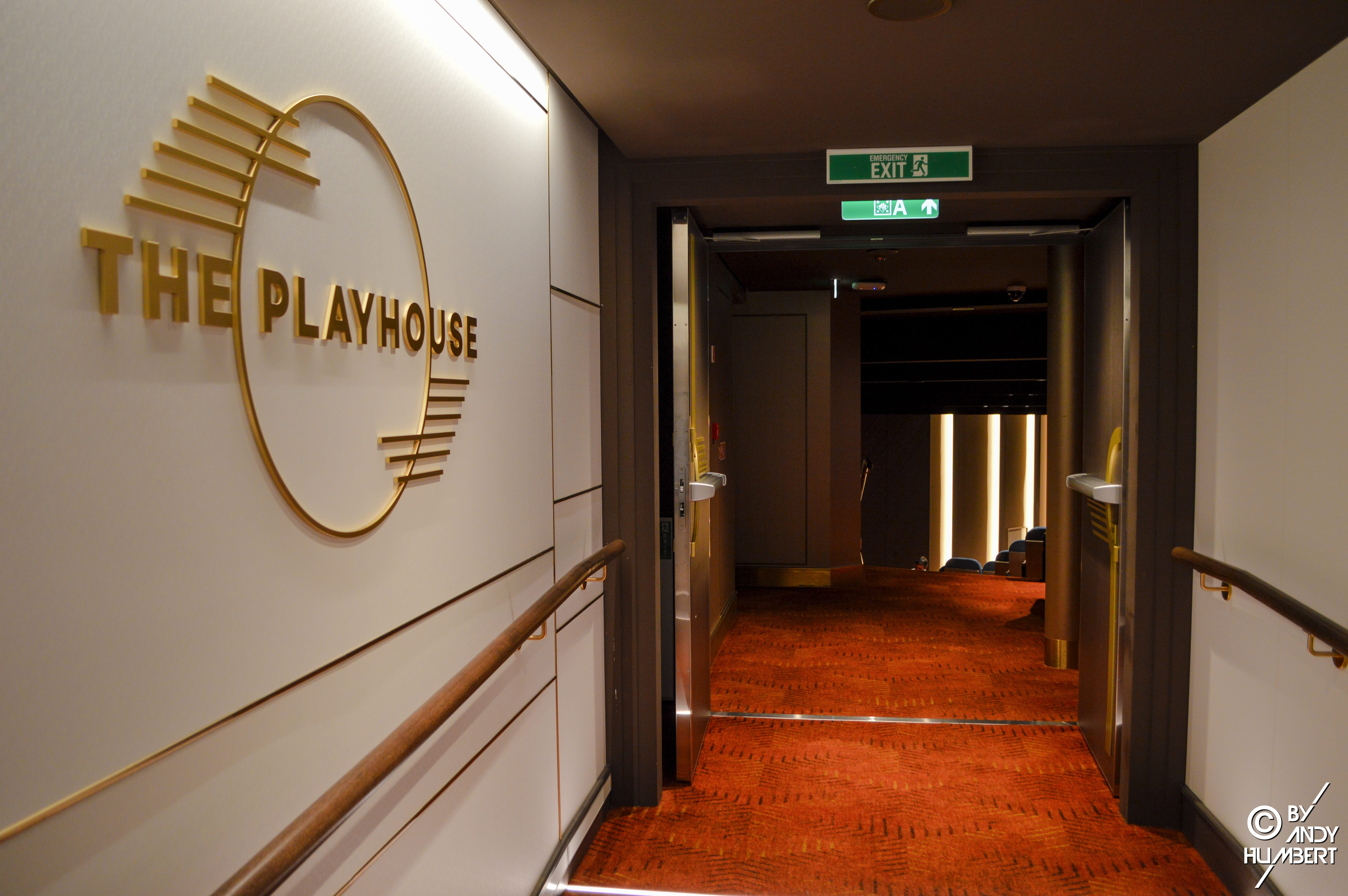 The Playhouse (Promenade deck)