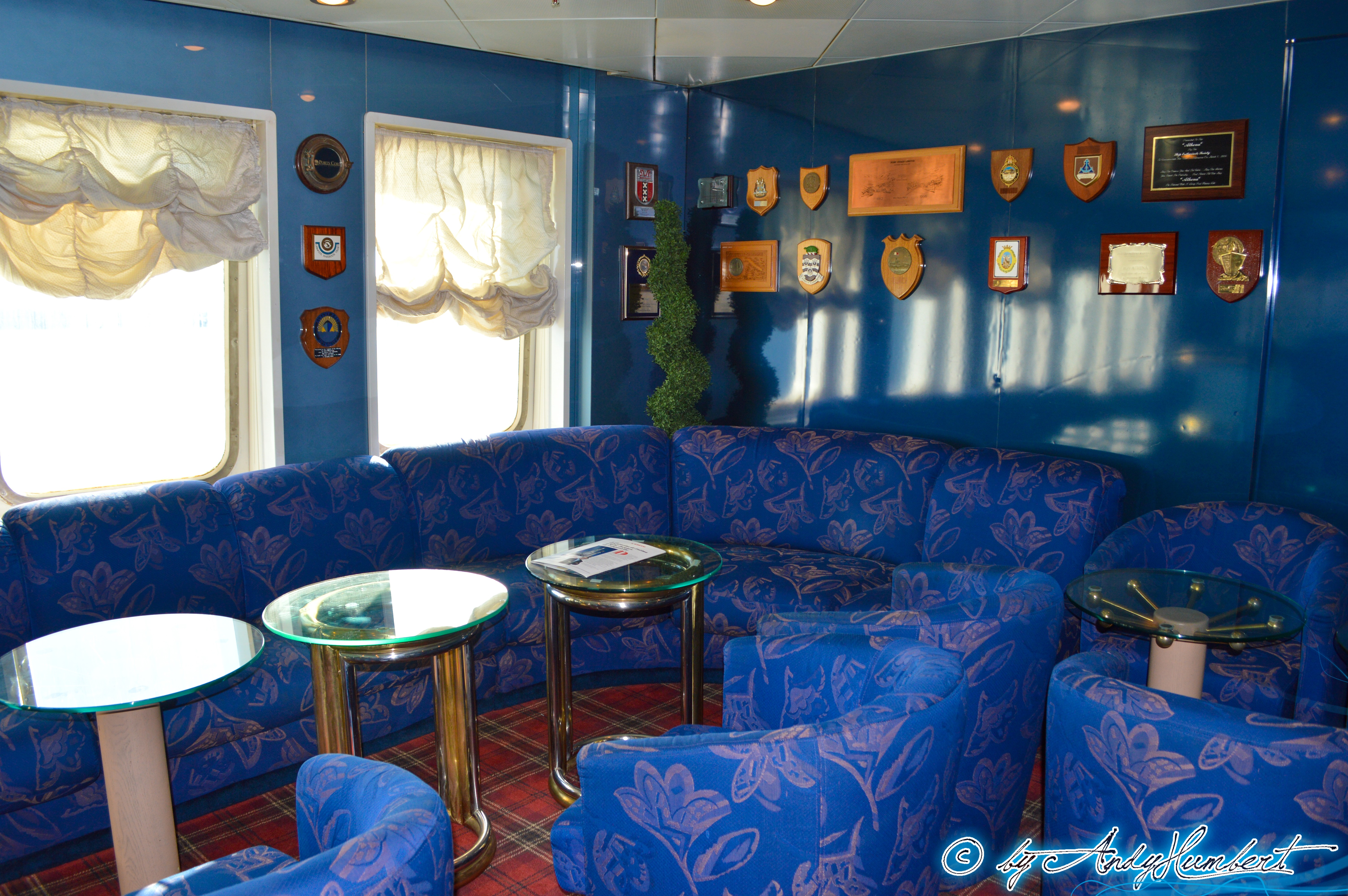 Captain's Club (pont 4B Calypso)