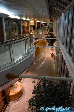 Galerie marchande (pont 10)