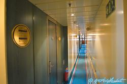 Coursive cabines (pont 6 Navigators)