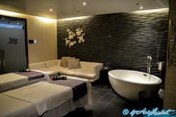 Lotus Spa : Massage (pont 4)