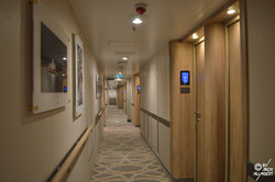 Coursives cabines
