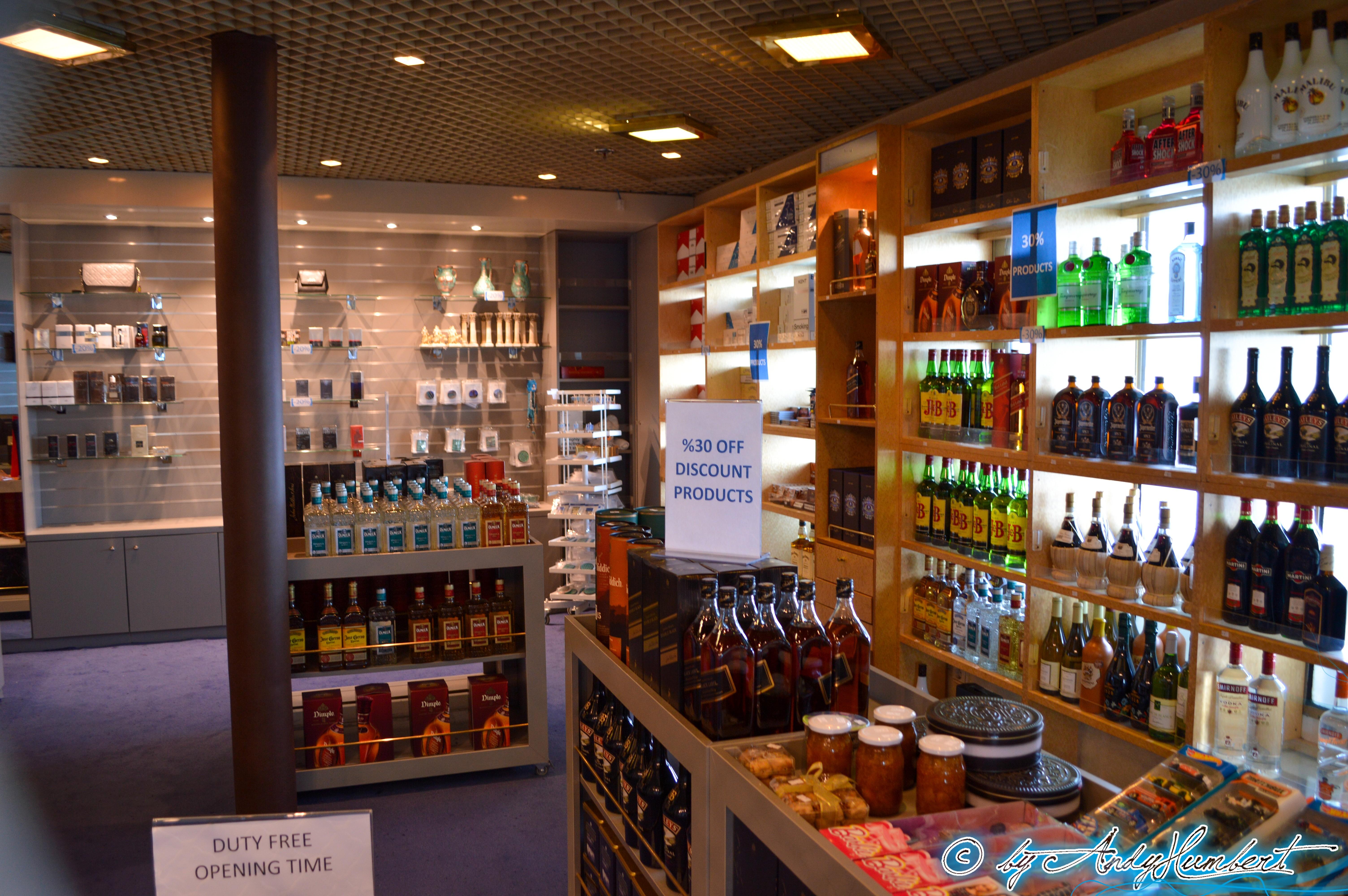 Duty Free Shop (pont 5 Dionyssos)