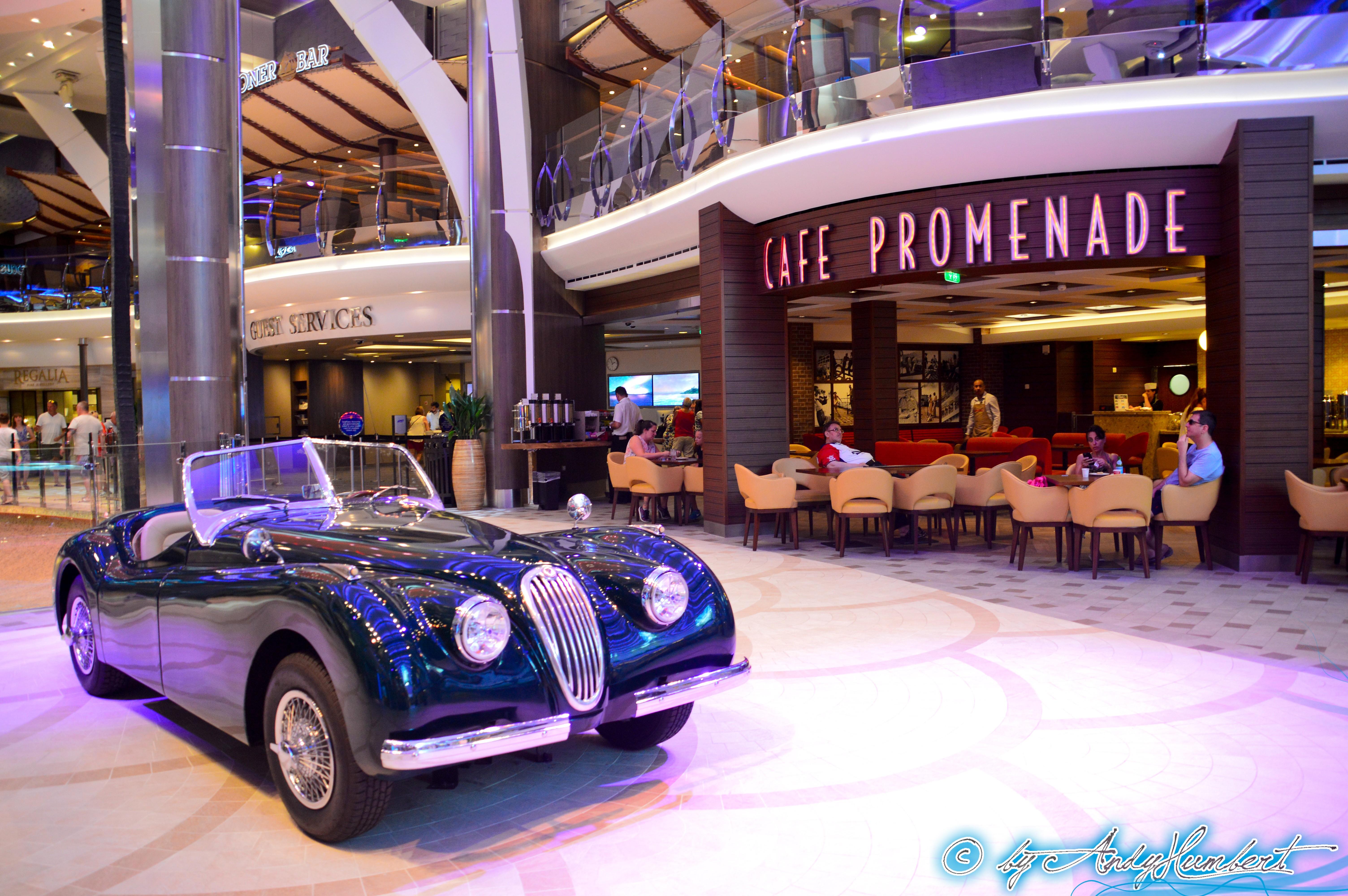 Café Promenade (pont 5)