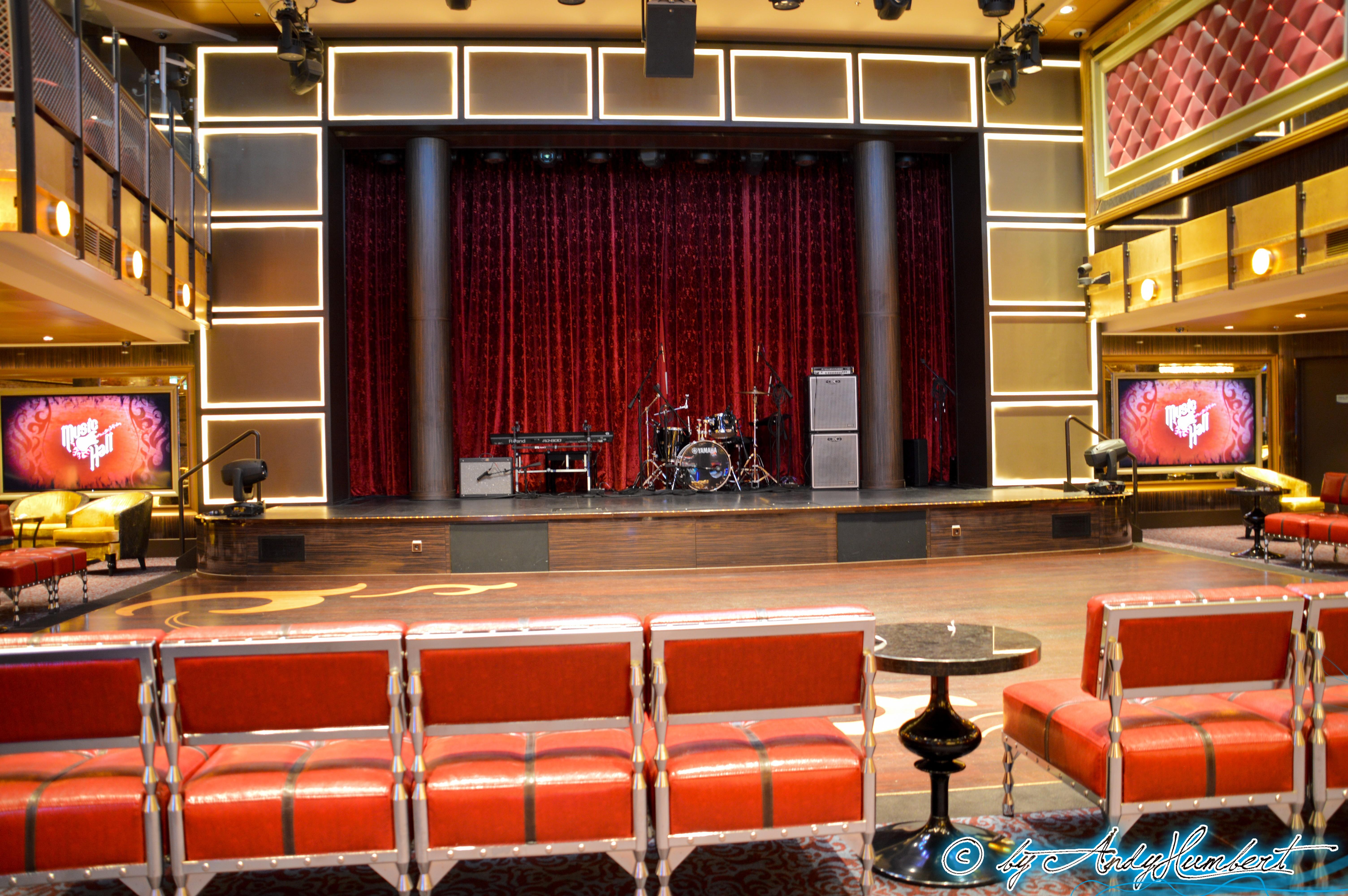 Music Hall (ponts 3 & 4)