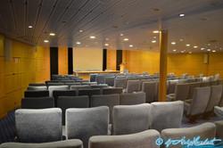 Centre de conférence Agora (pont 9)