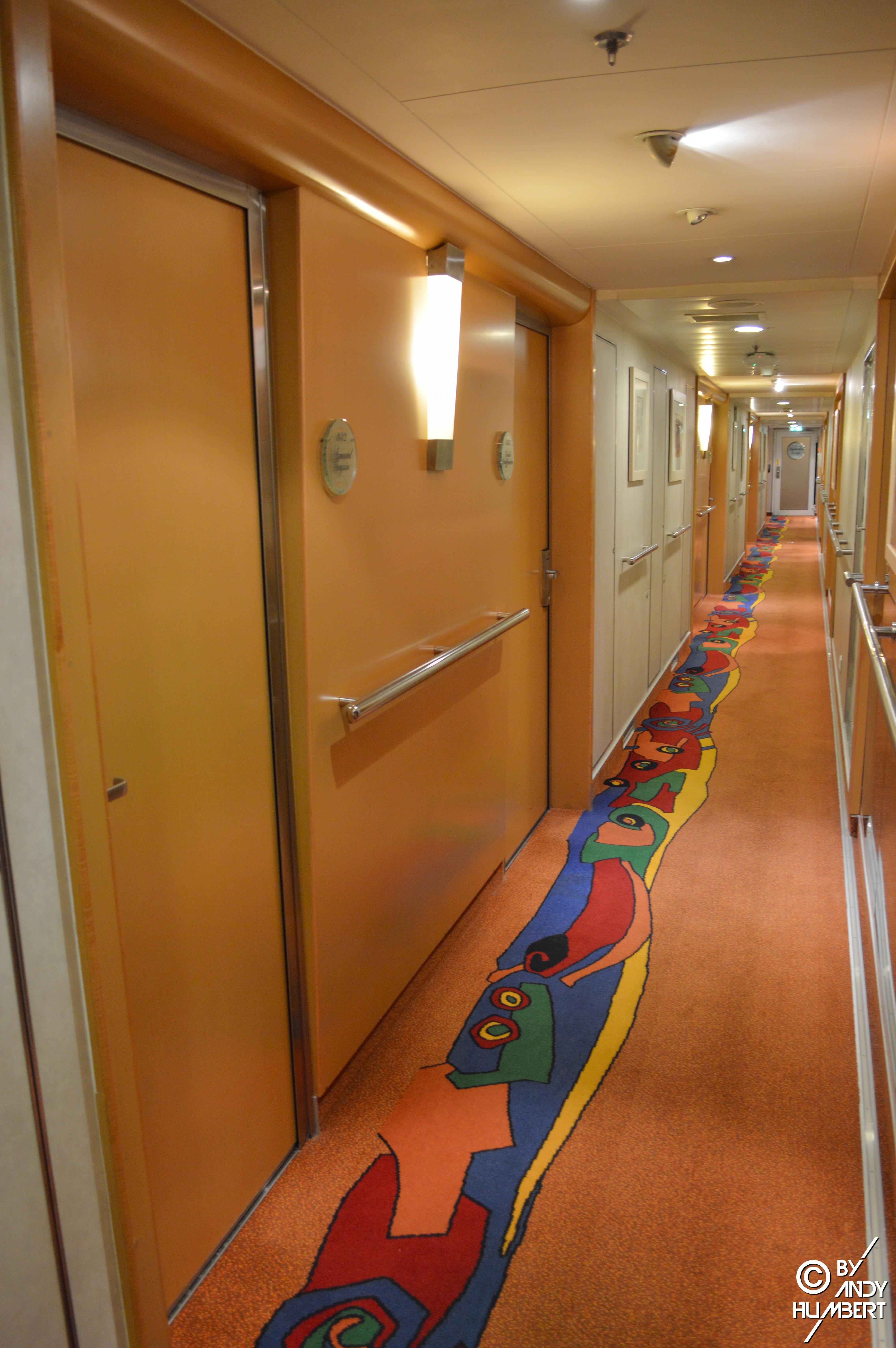 Suites Commodore (pont 8)