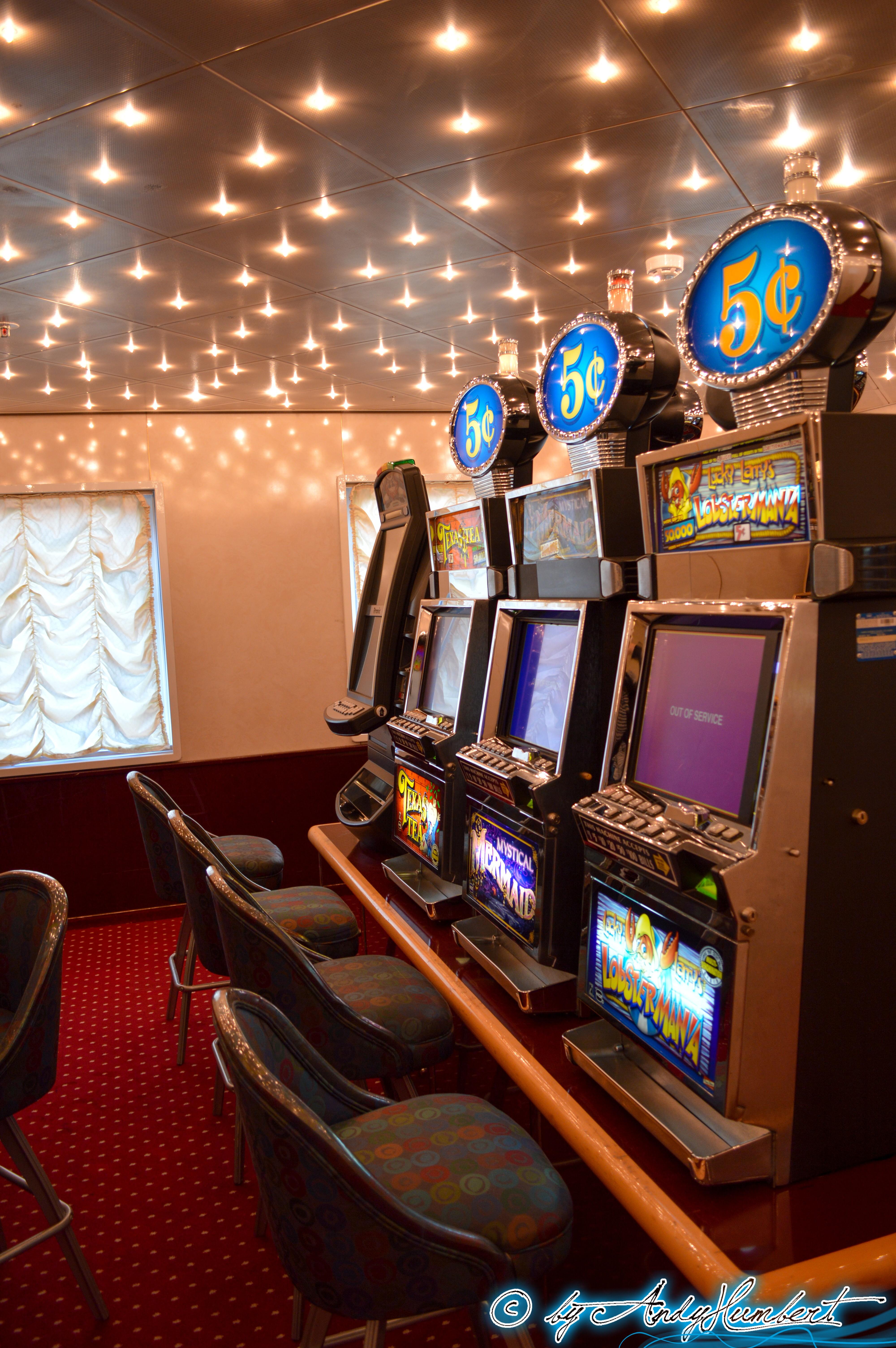 Casino (pont 4B Calypso)