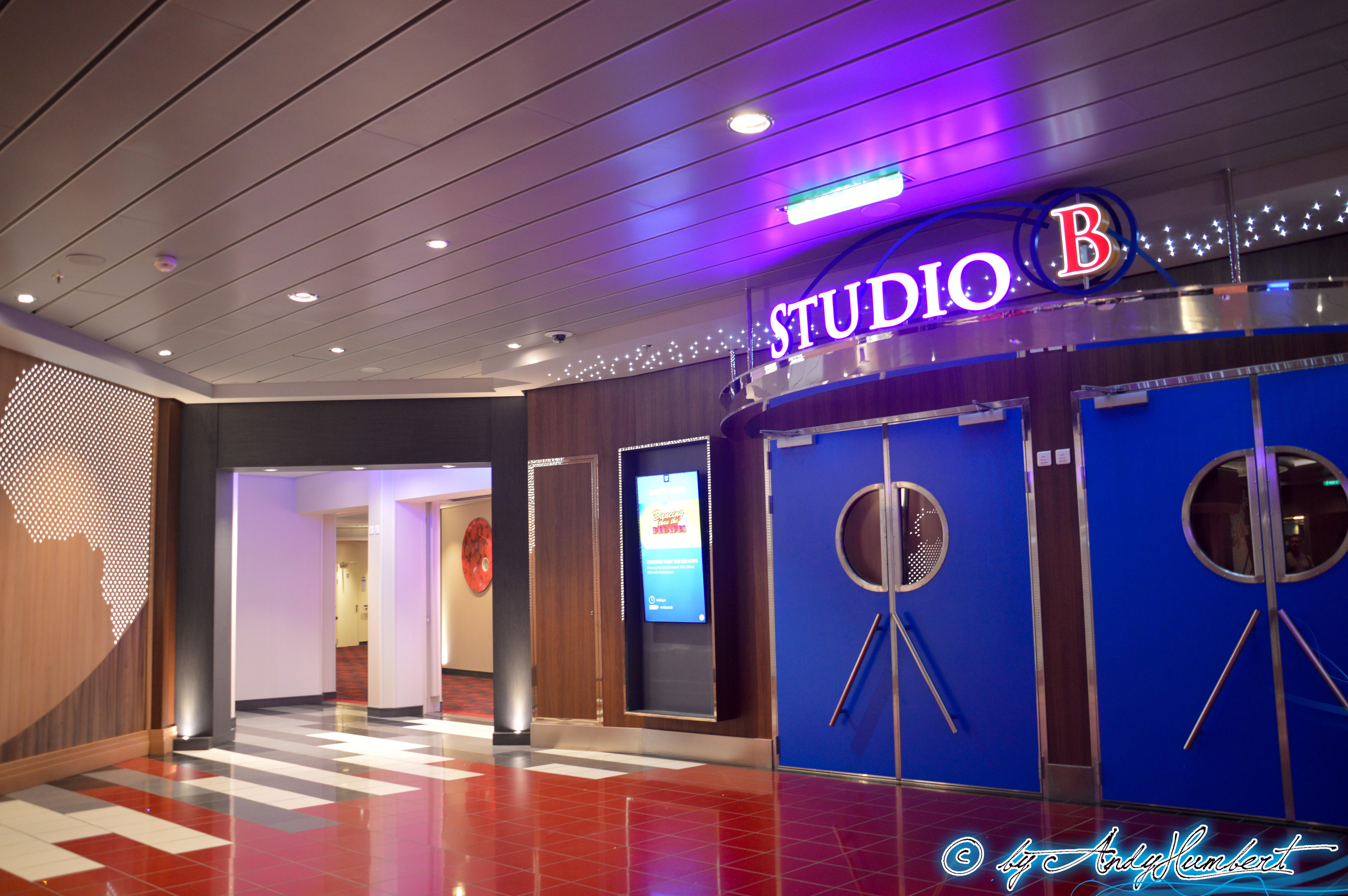 Studio B (ponts 3 & 4)
