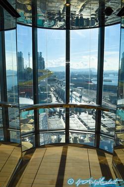 Ascenseurs (ponts 15 à 18)