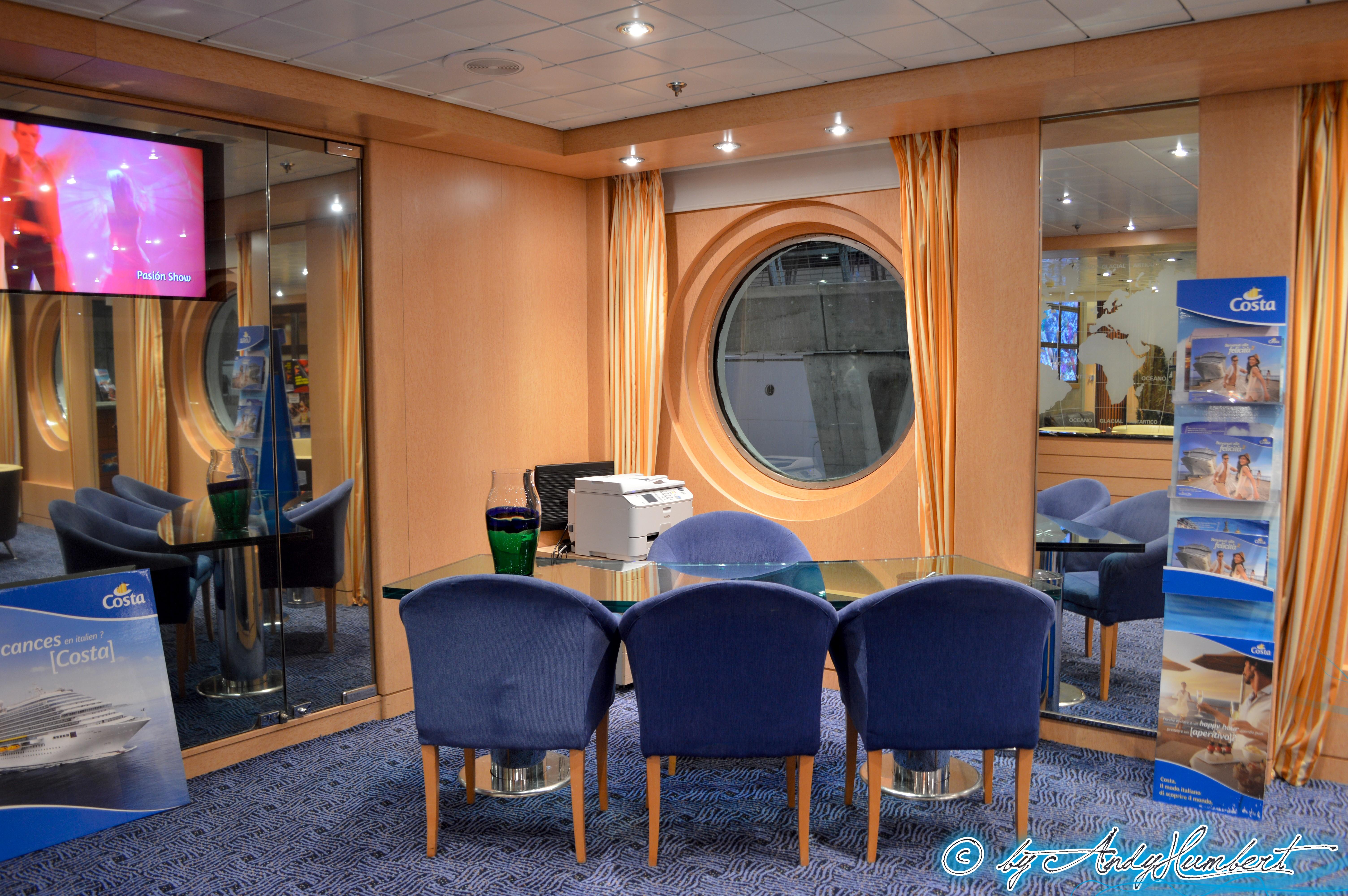 Cruise Sales (pont 5 C.Amalfitana)