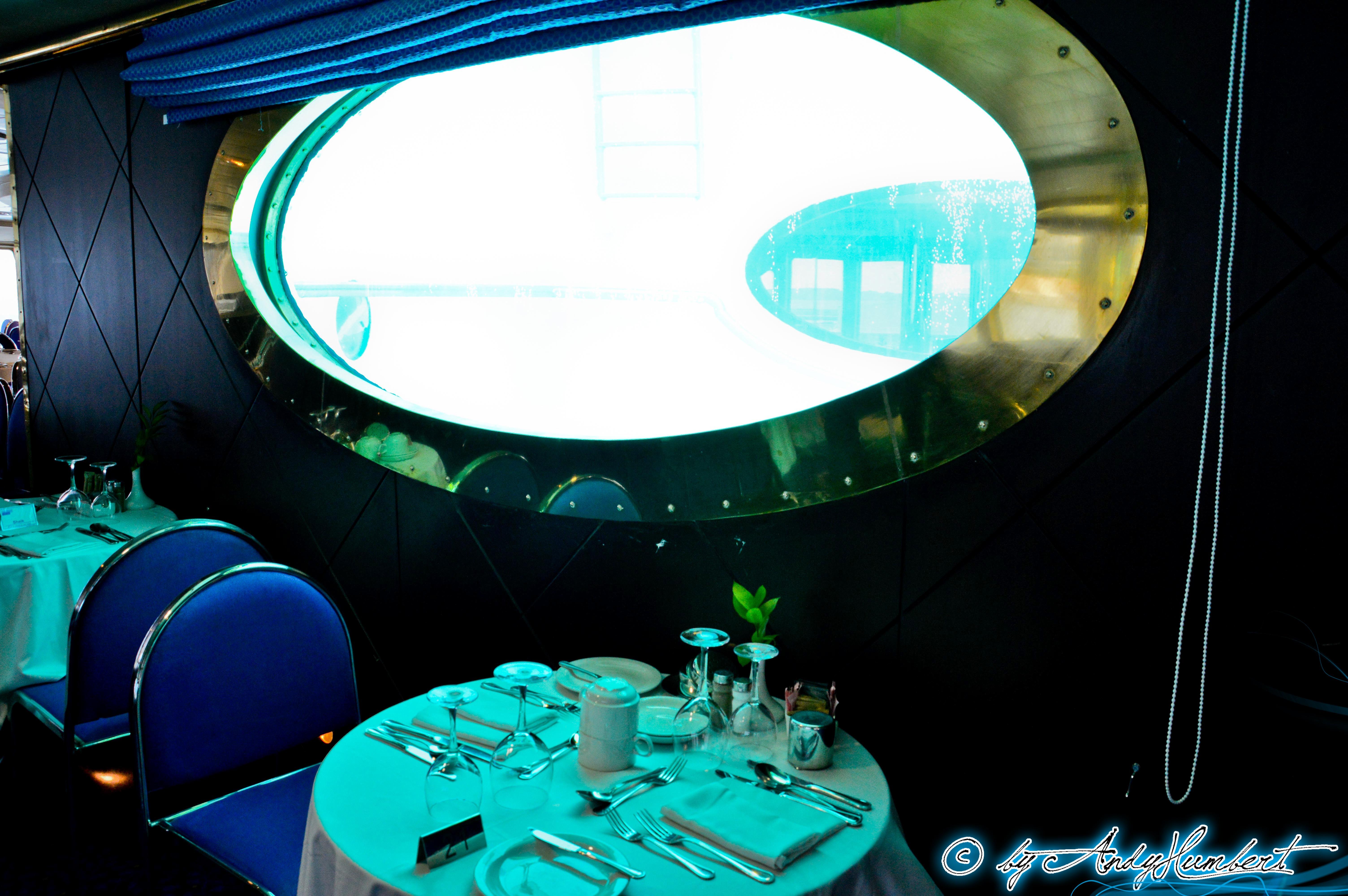 Restaurant Mermaid (pont 8)