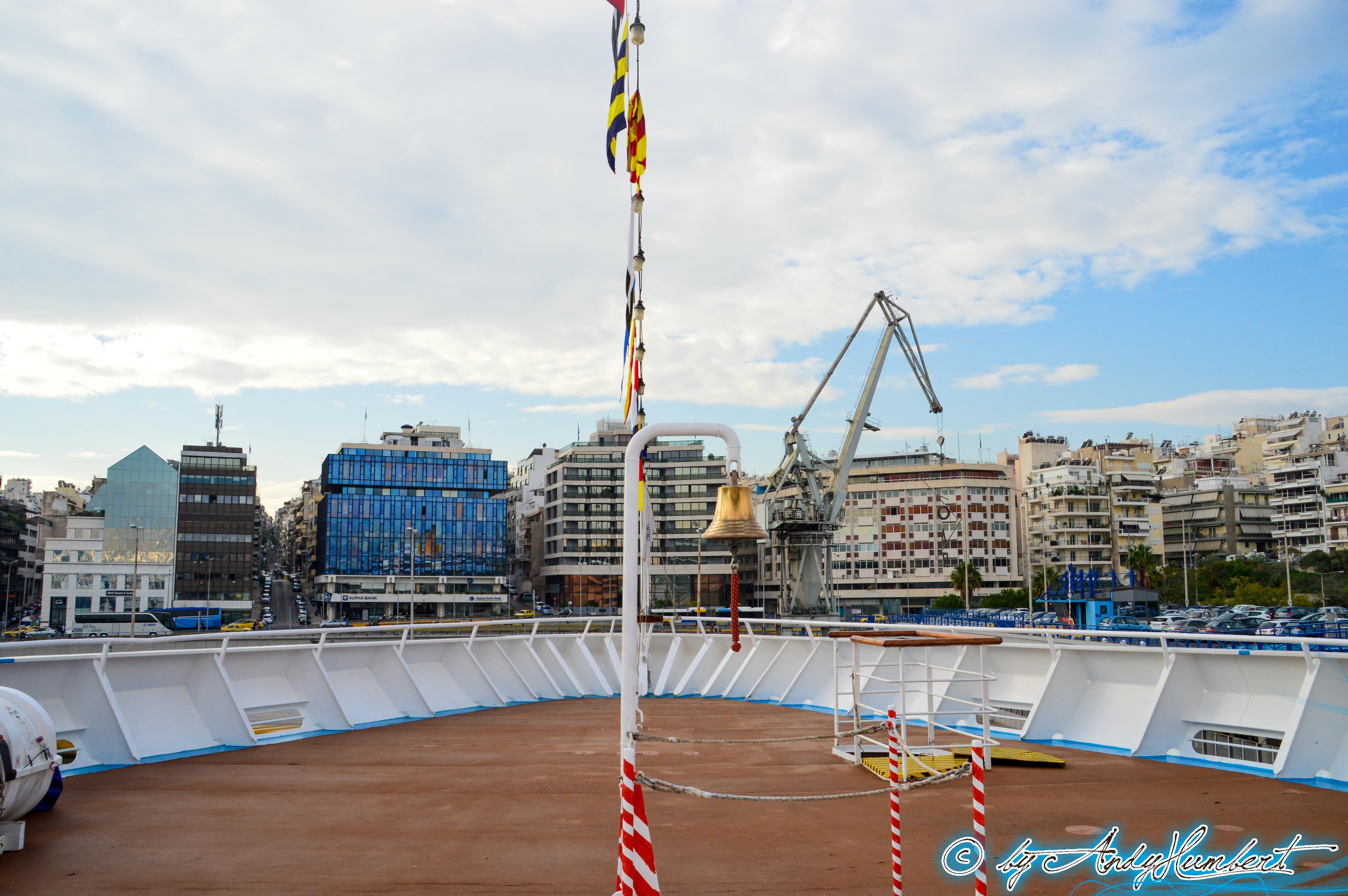 Promenade (pont 5 Dionyssos)