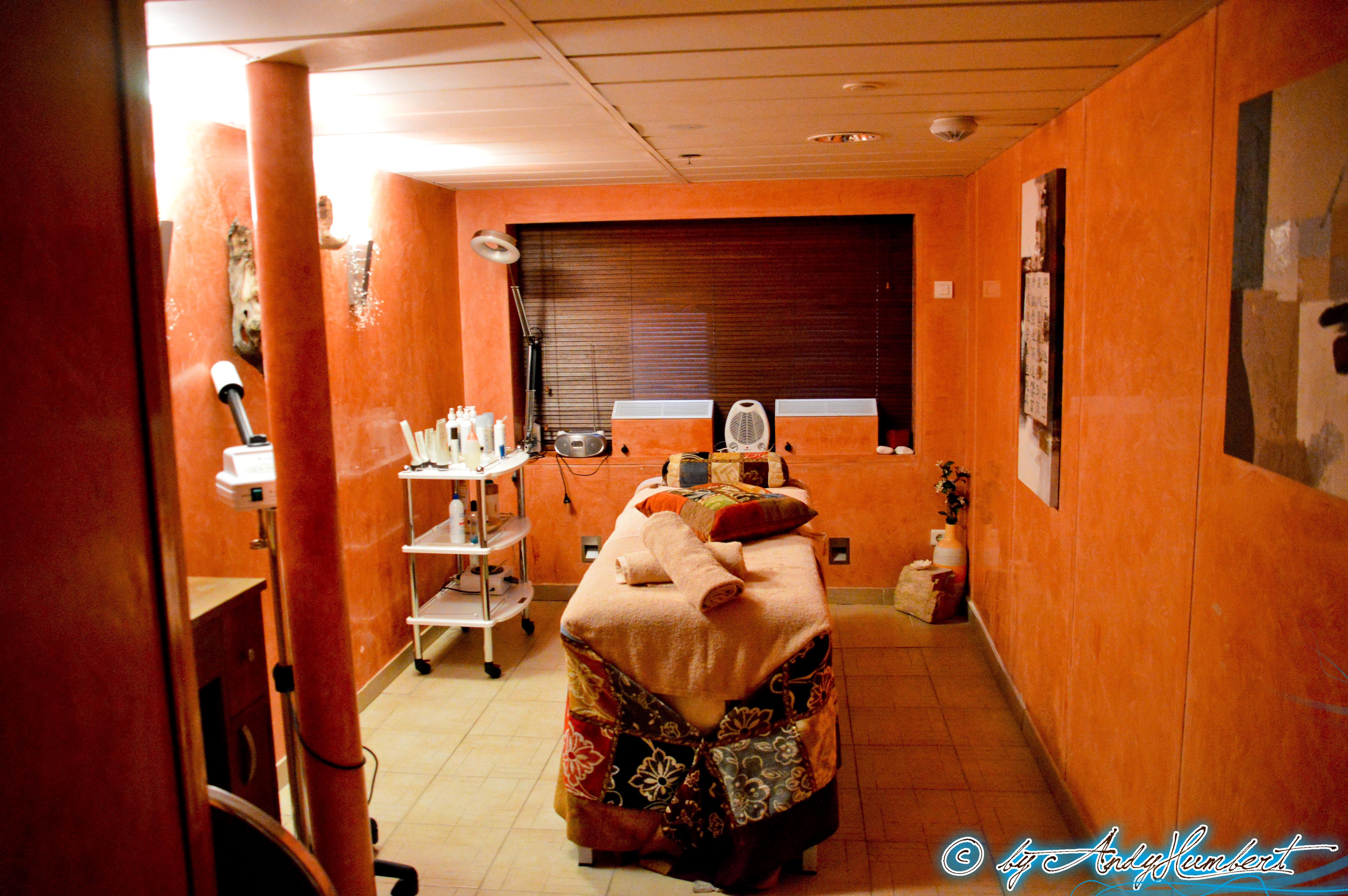 Spa & massage (pont 10)