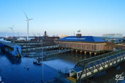 Le terminal de Tilbury