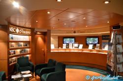 MSC Travel Agency (pont 6 Dante)