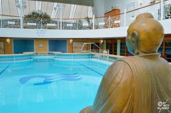 Lotus Spa Pool (pont 16)