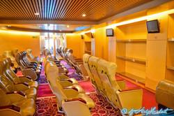 Salons fauteuils (pont 8)