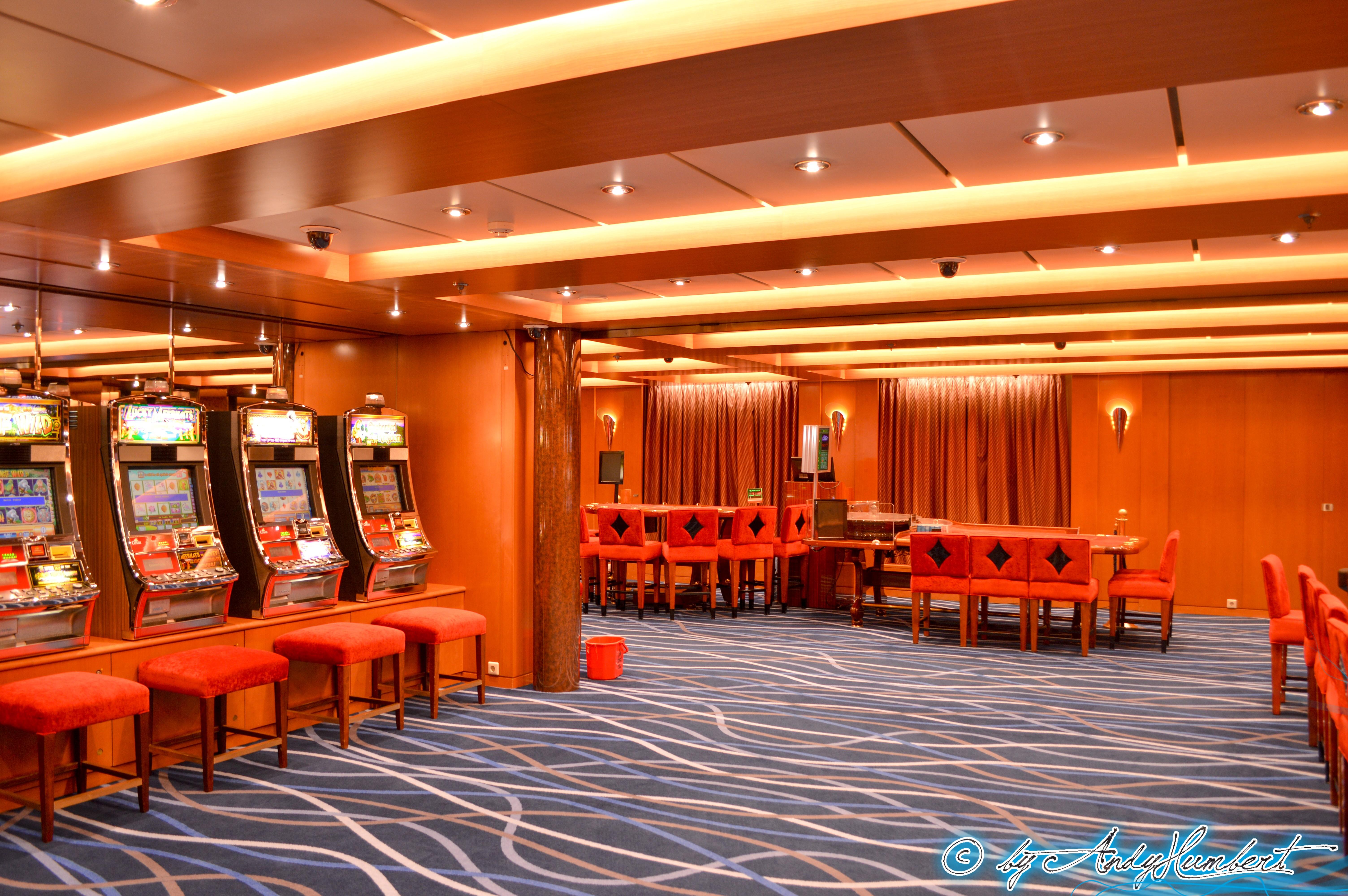 Casino Sainte Maxime (pont 6)