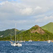 St Martin, Marigot, Simpson Bay