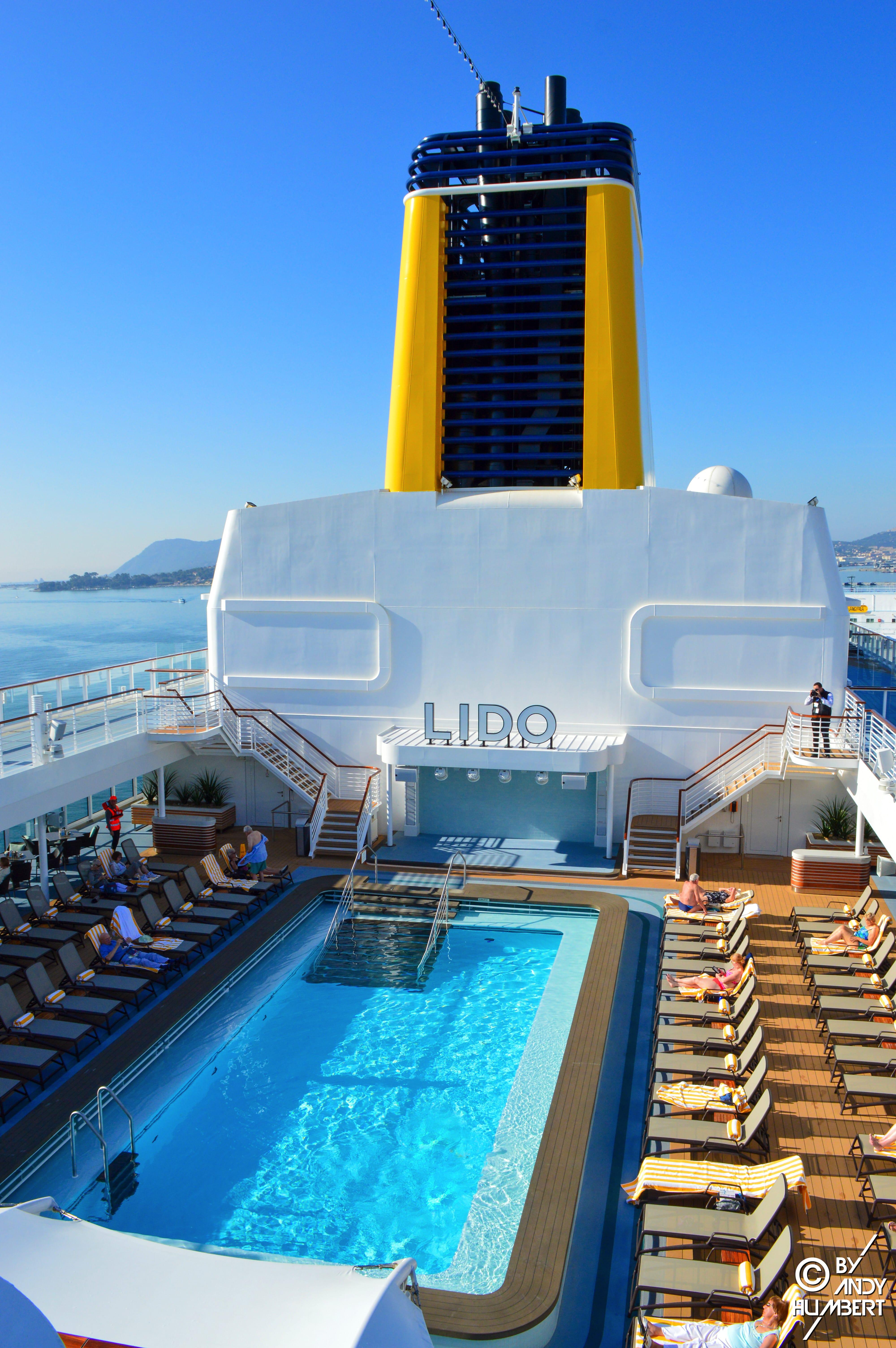 The Lido (Lido deck)