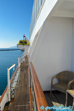 Suite Deluxe (pont 6 Navigators)