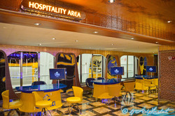 Hospitality Area (pont 4)