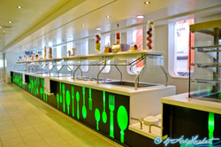 Buffet Giardino (pont 10)
