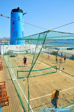 Sports Deck (pont 9)