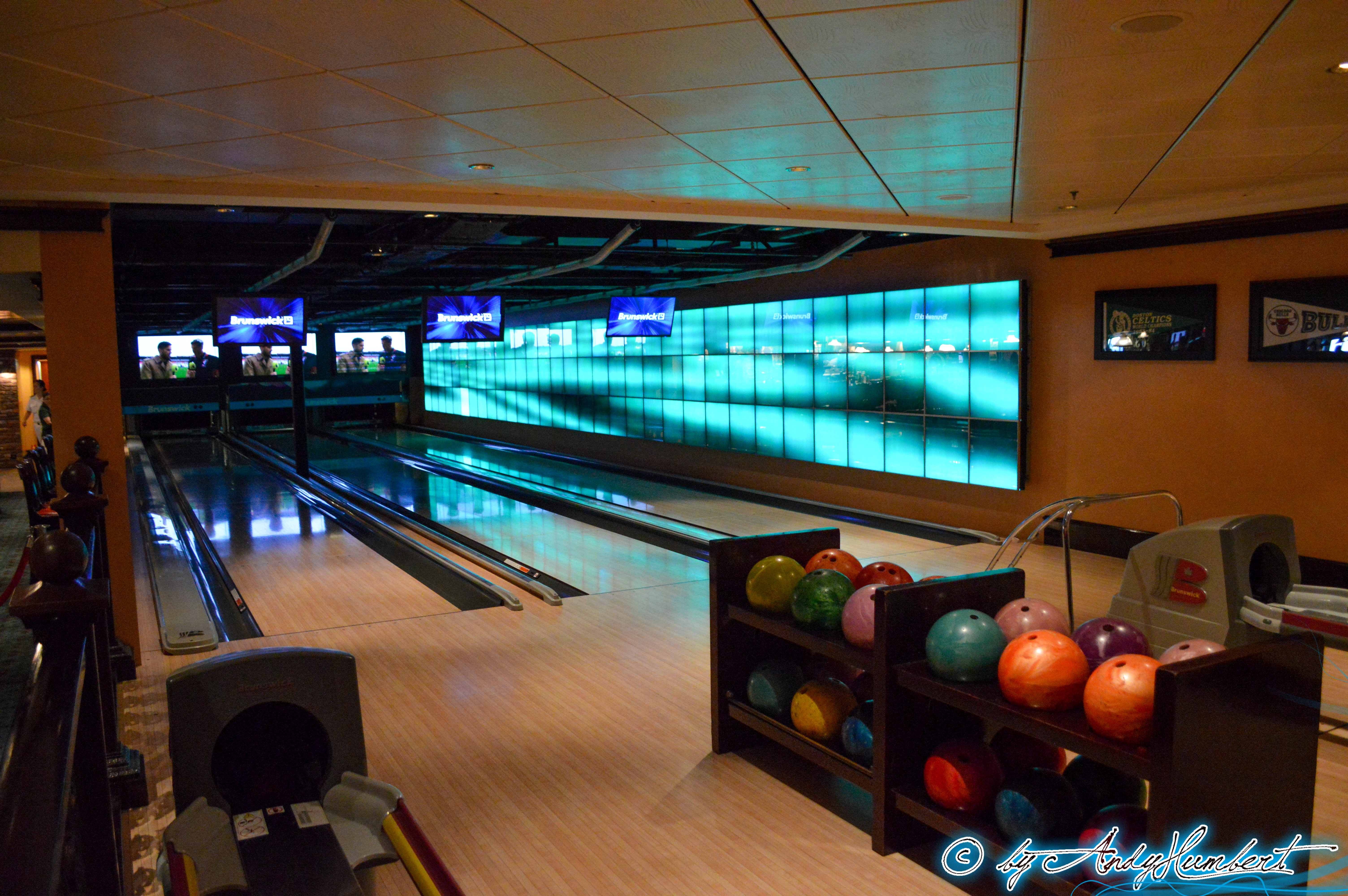 Bowling (pont 6)