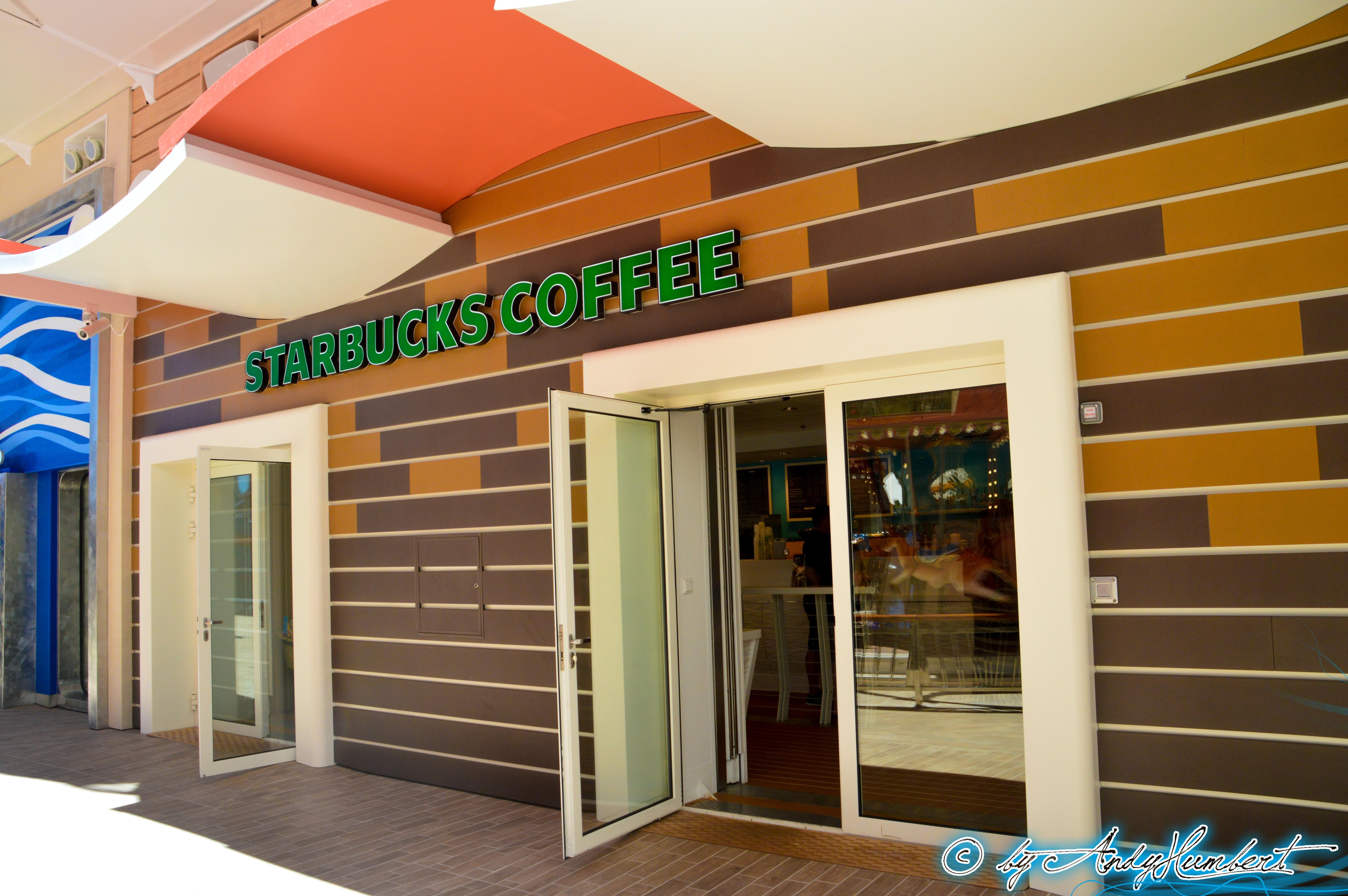 Starbucks Coffe (pont 6)