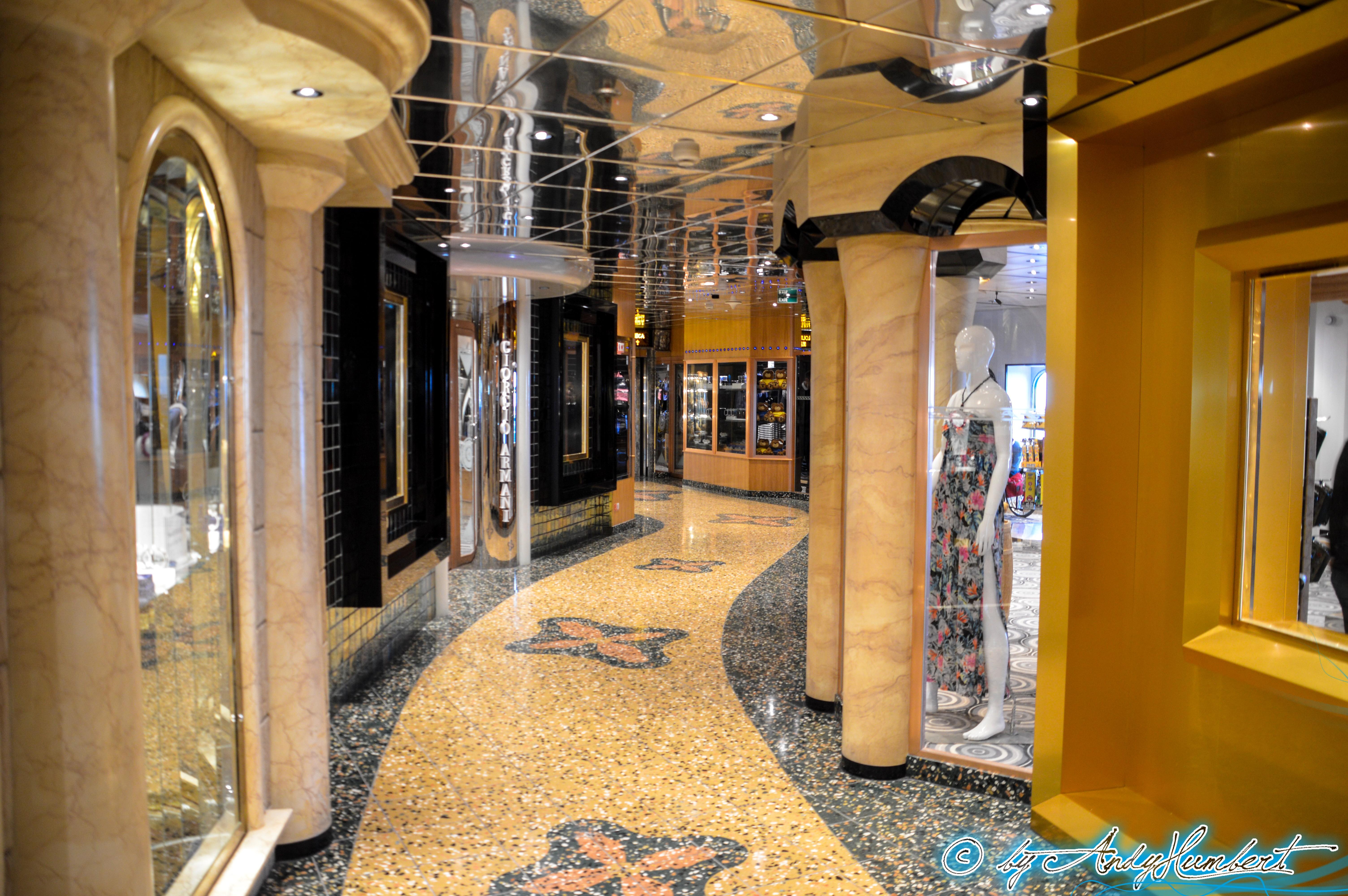 Galleria Shops Via Condotti (pont 3)
