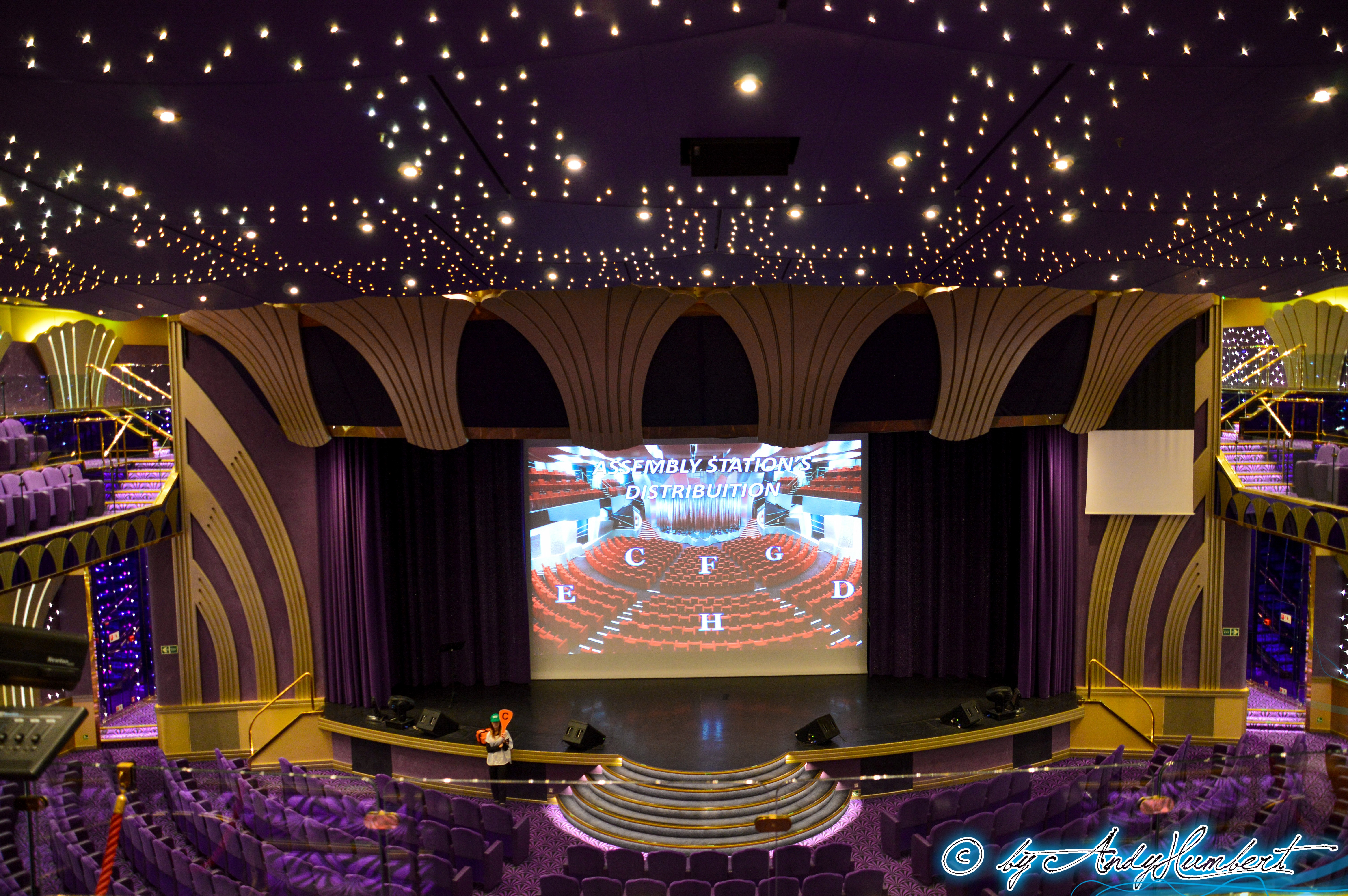 Teatro Carlo Felice (ponts 5 à 7)