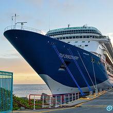 Philipsburg, St Maarten, cruise, TUI Discovery