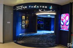 The Theatre (ponts 3 à 5)