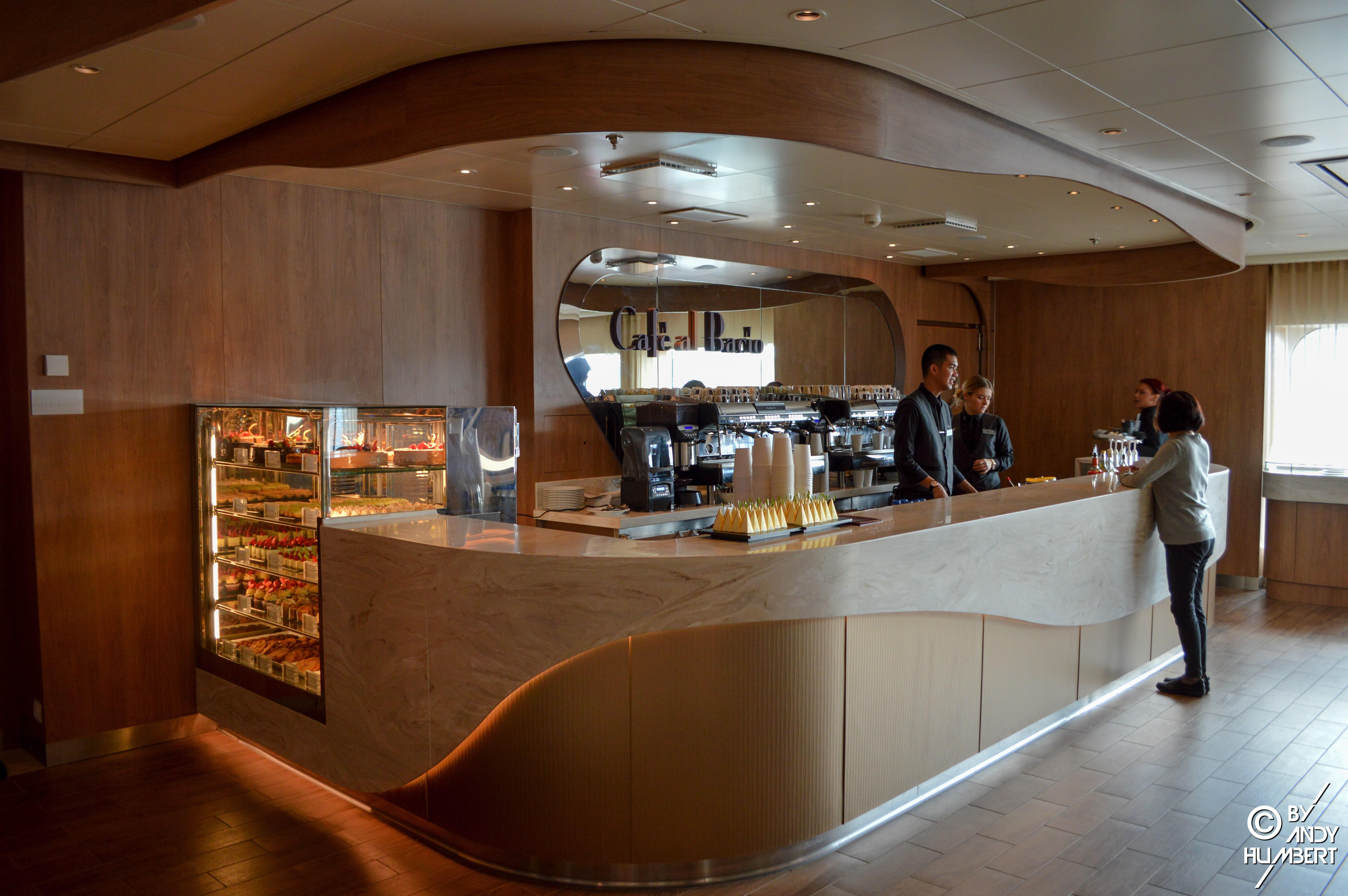 Café Al Bacio (pont 4)