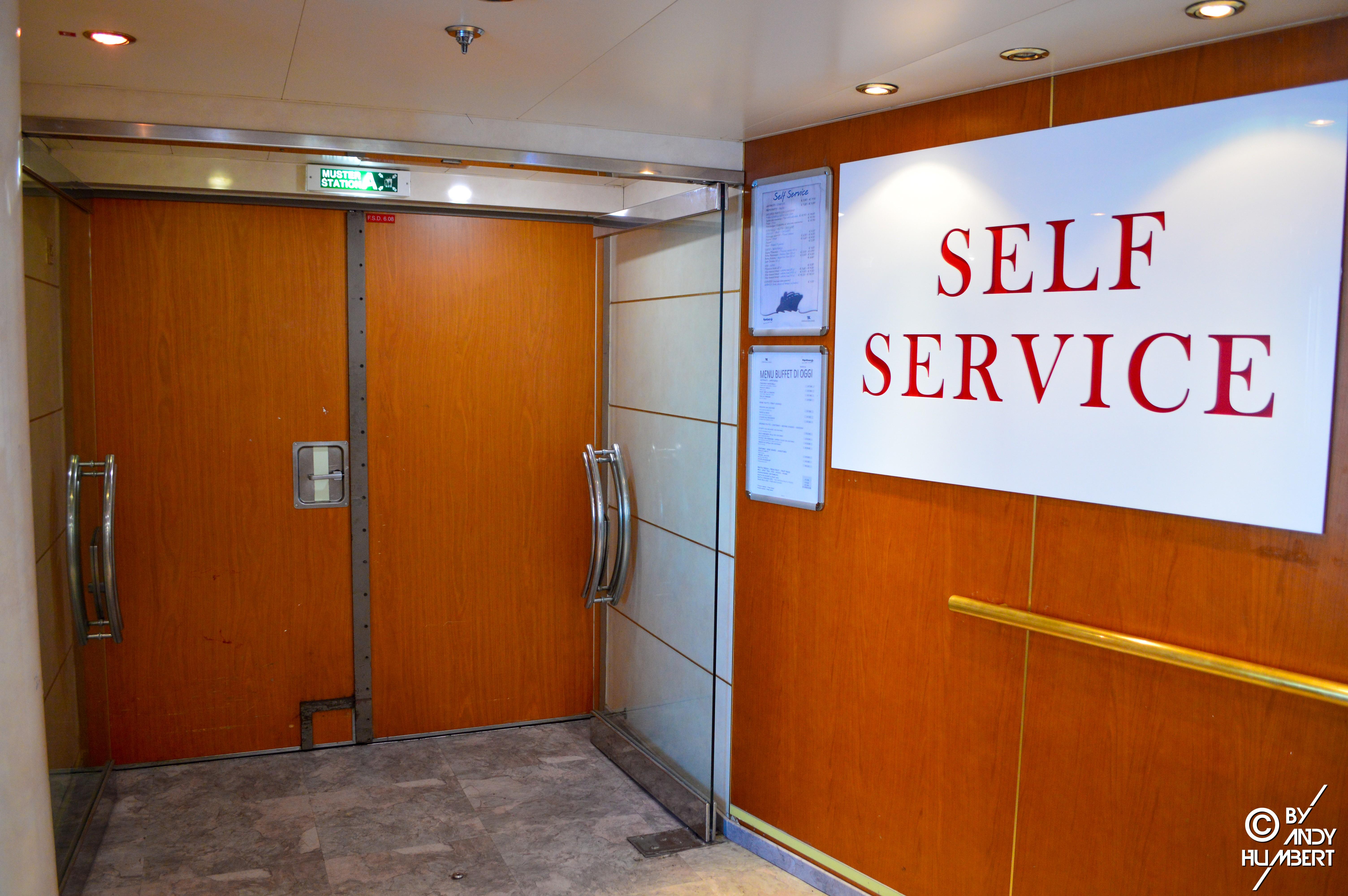 Self Service (pont 6)