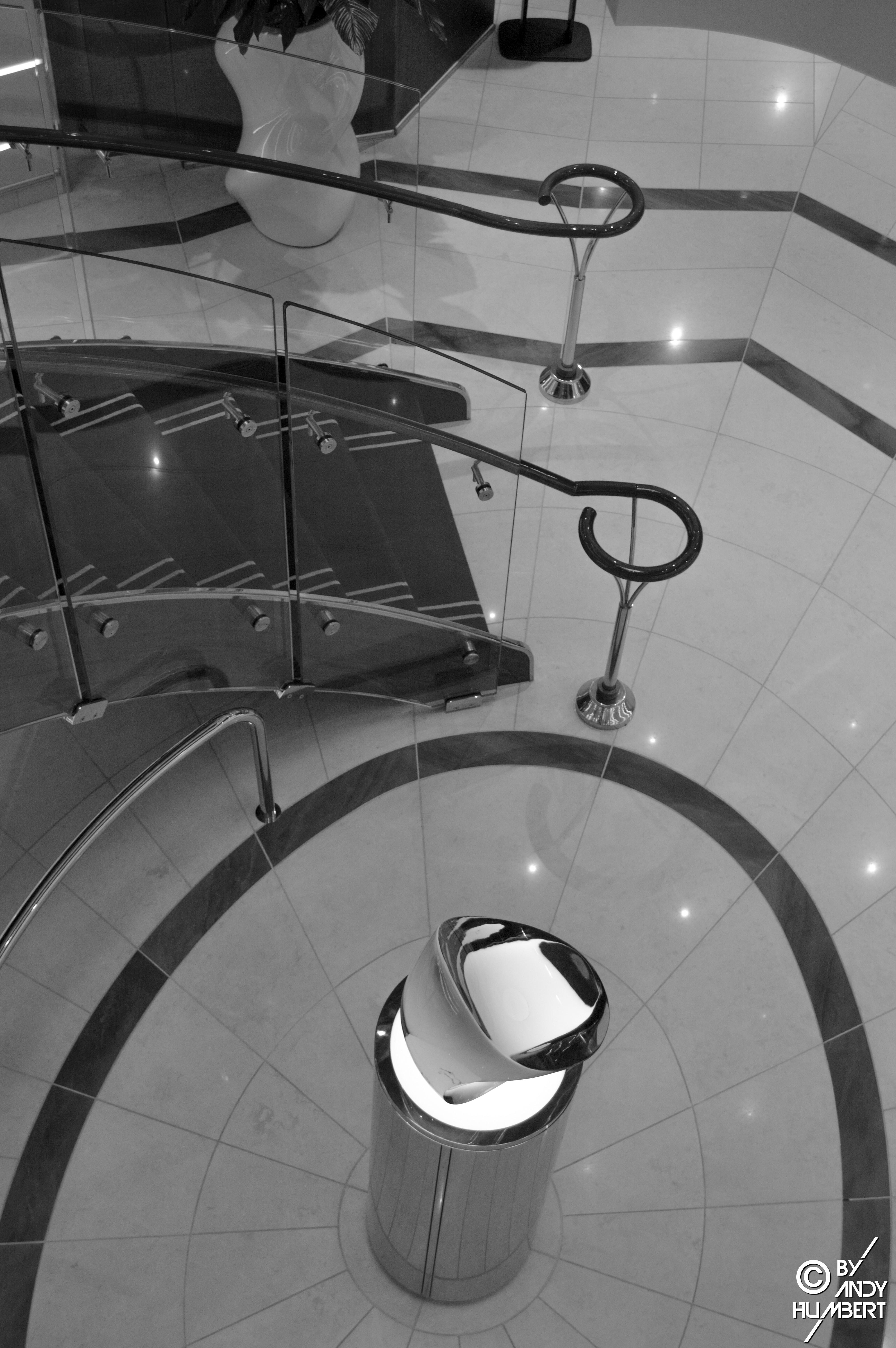 Atrium (ponts 4 à 11)