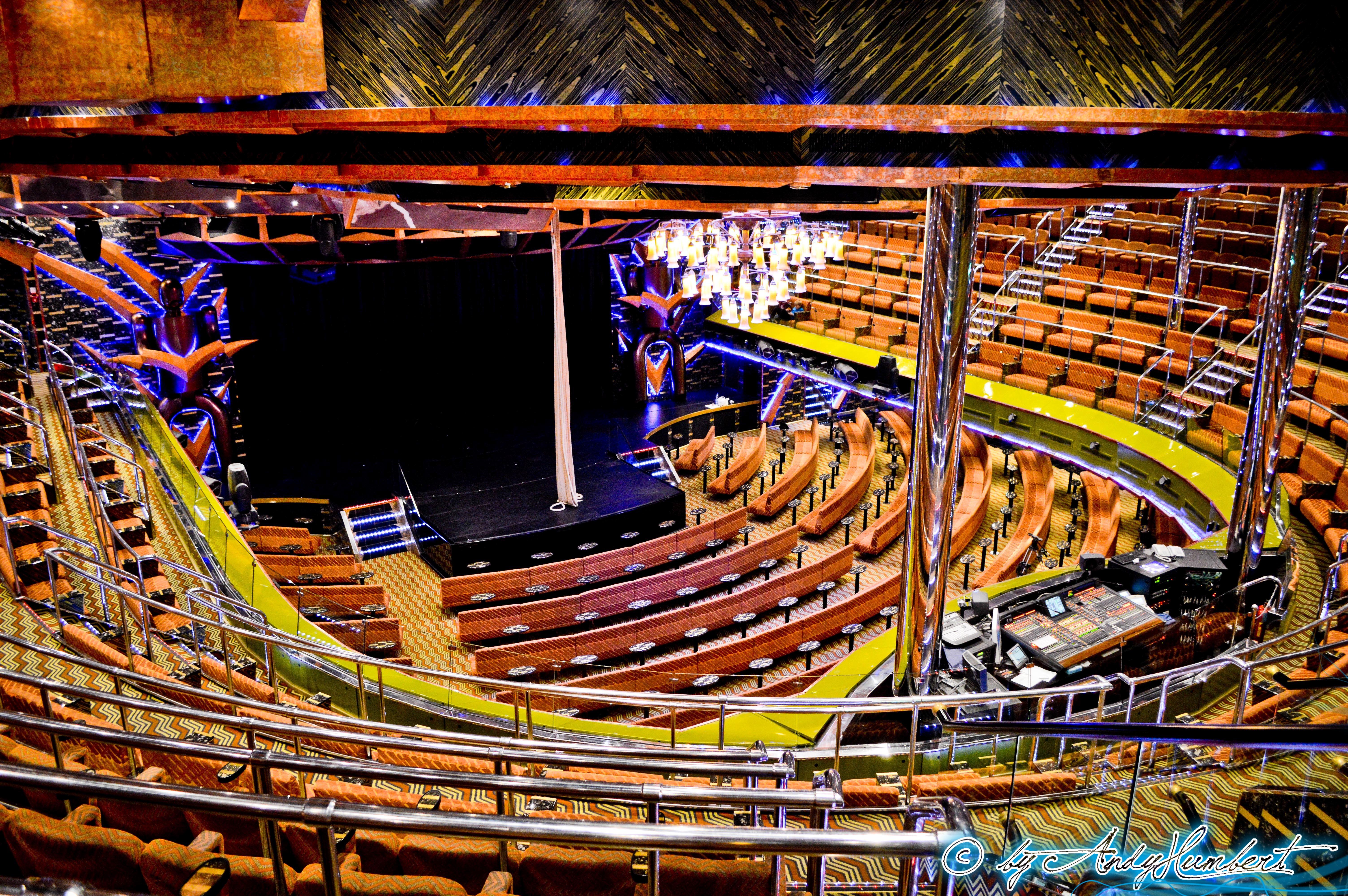 Théâtre Giove (ponts 3, 4 et 5)