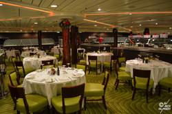 Kensington Restaurant (pont 8 Amundsen)