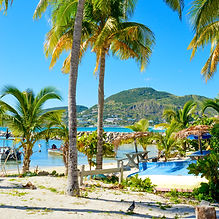 Philipsburg, St Marteen