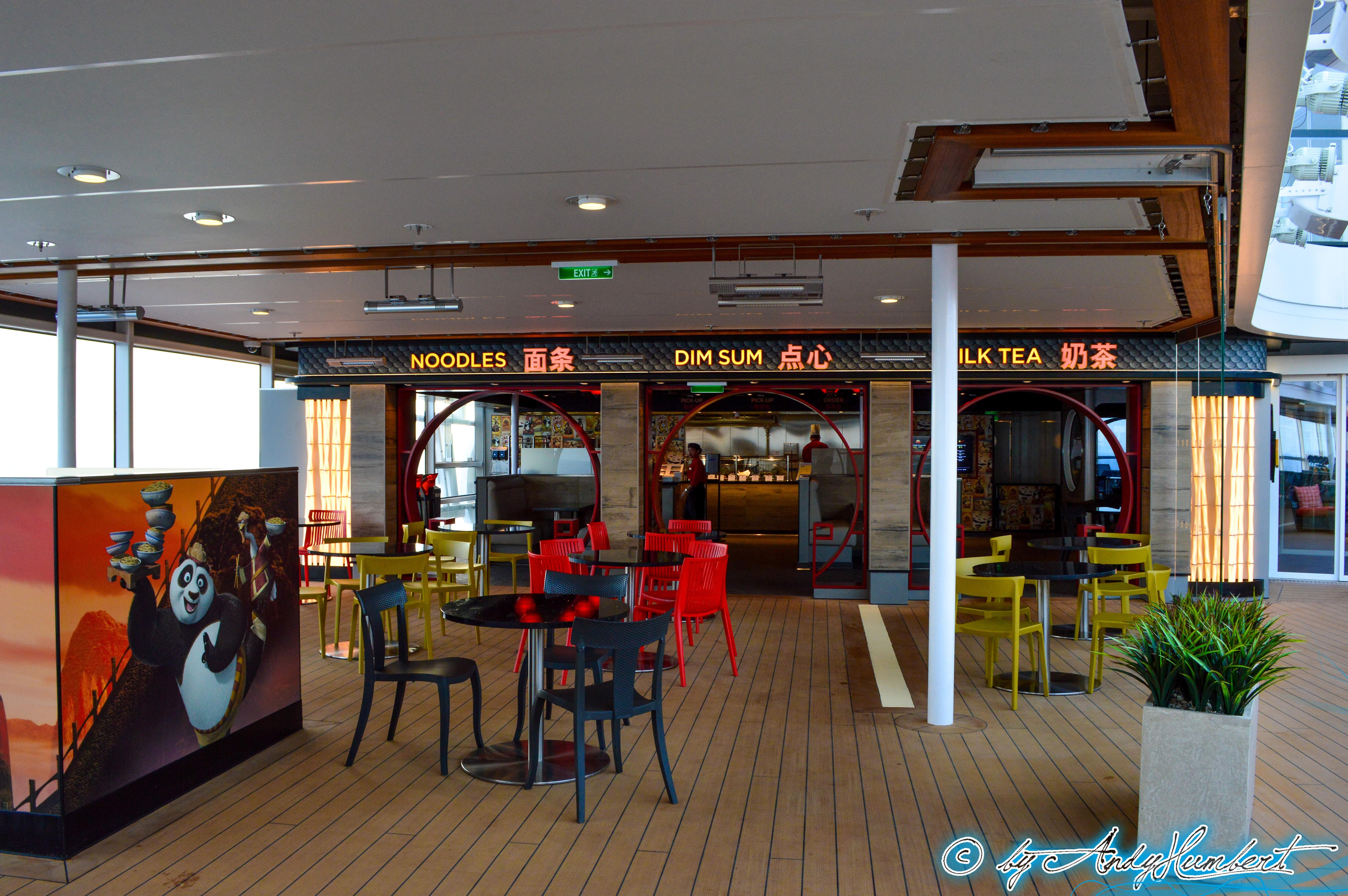 Kung Fu Panda Noodle Shop (pont 14)