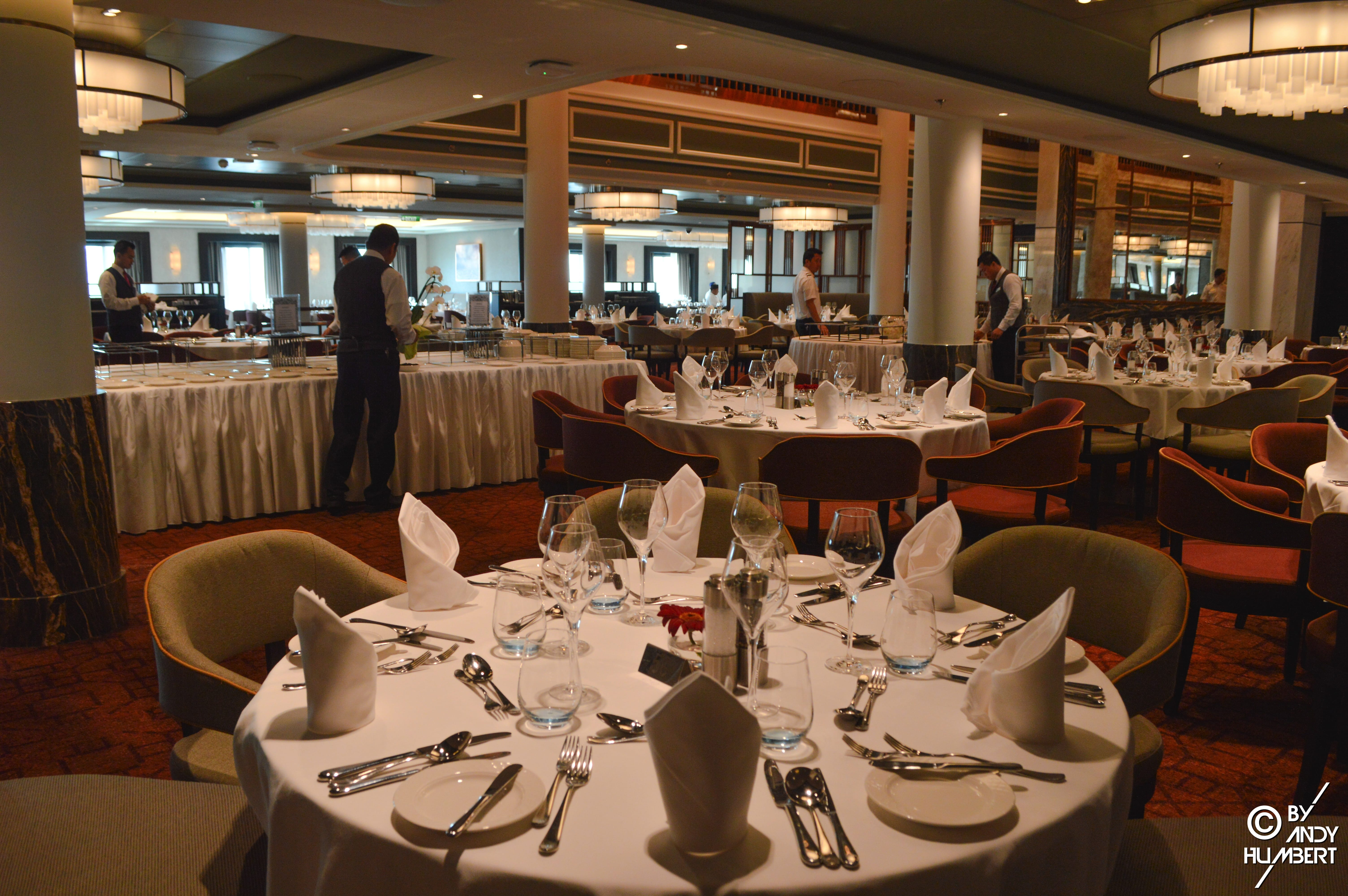 The Grand Dining Room (Main deck)