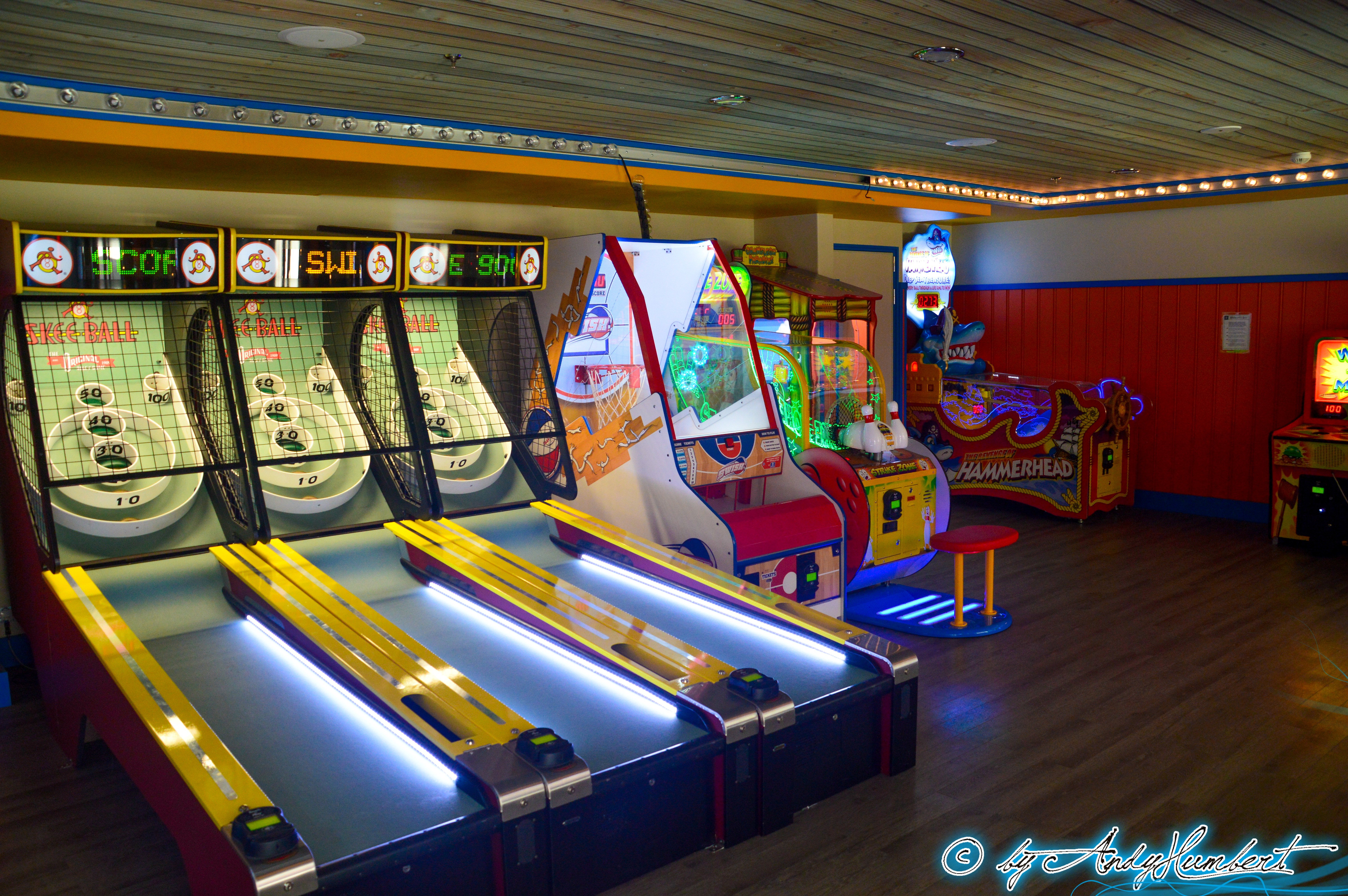 Boardwalk Arcade (pont 6)