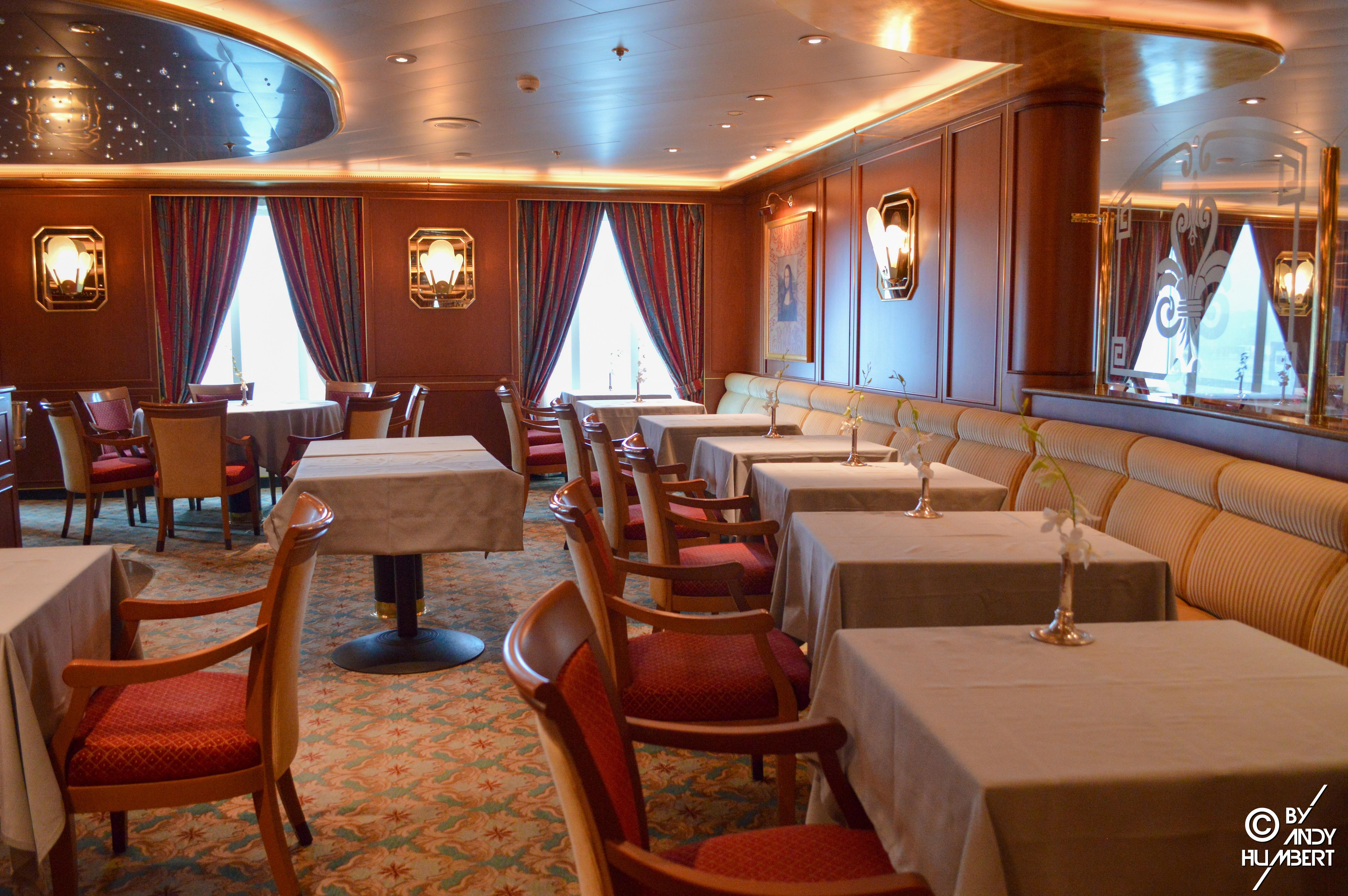 Da Vinci Dining Room (pont 6)