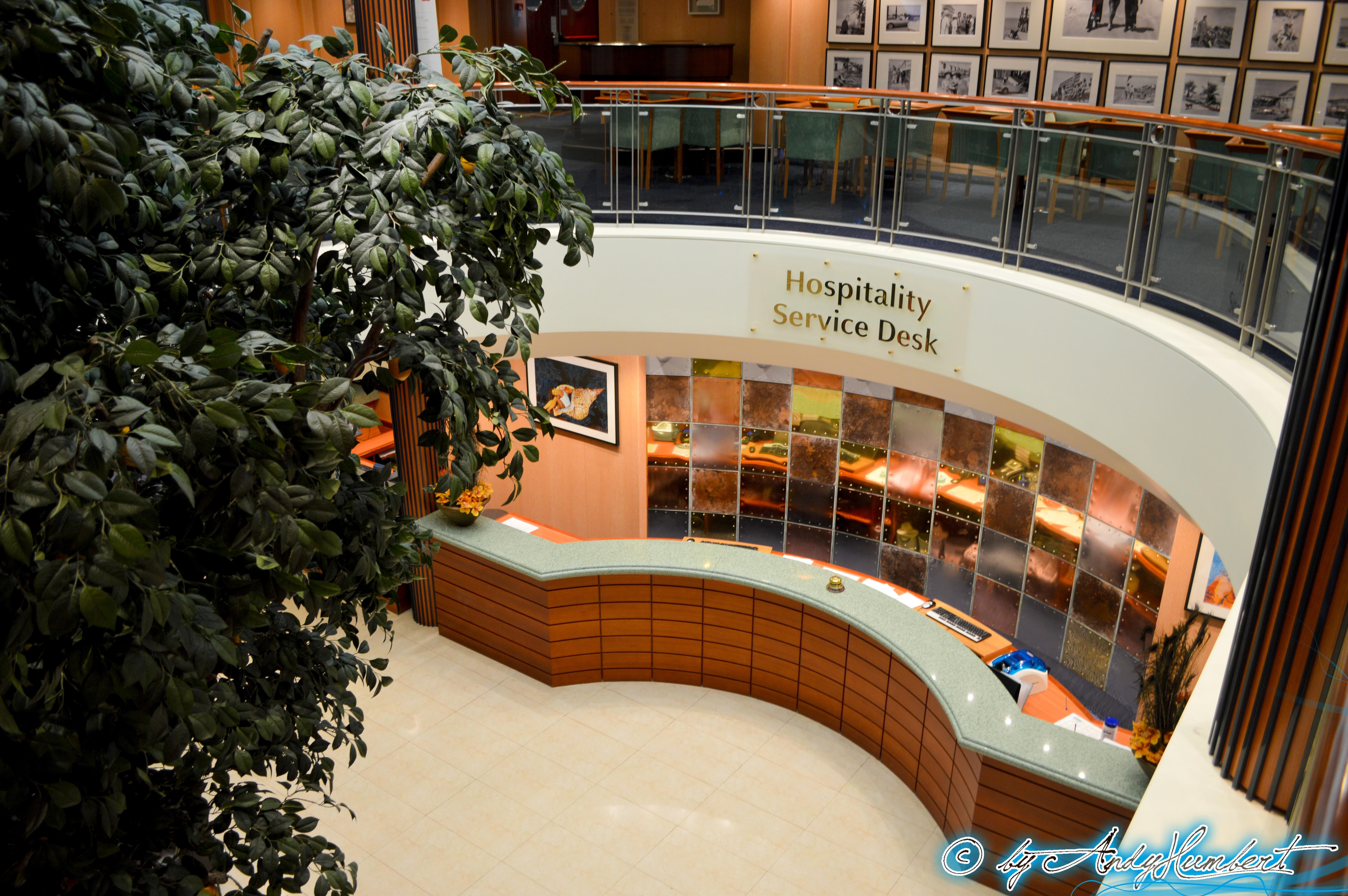 Hospitality Service Desk (pont 5)
