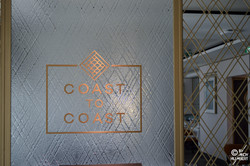 Coast to coast (Promenade deck)