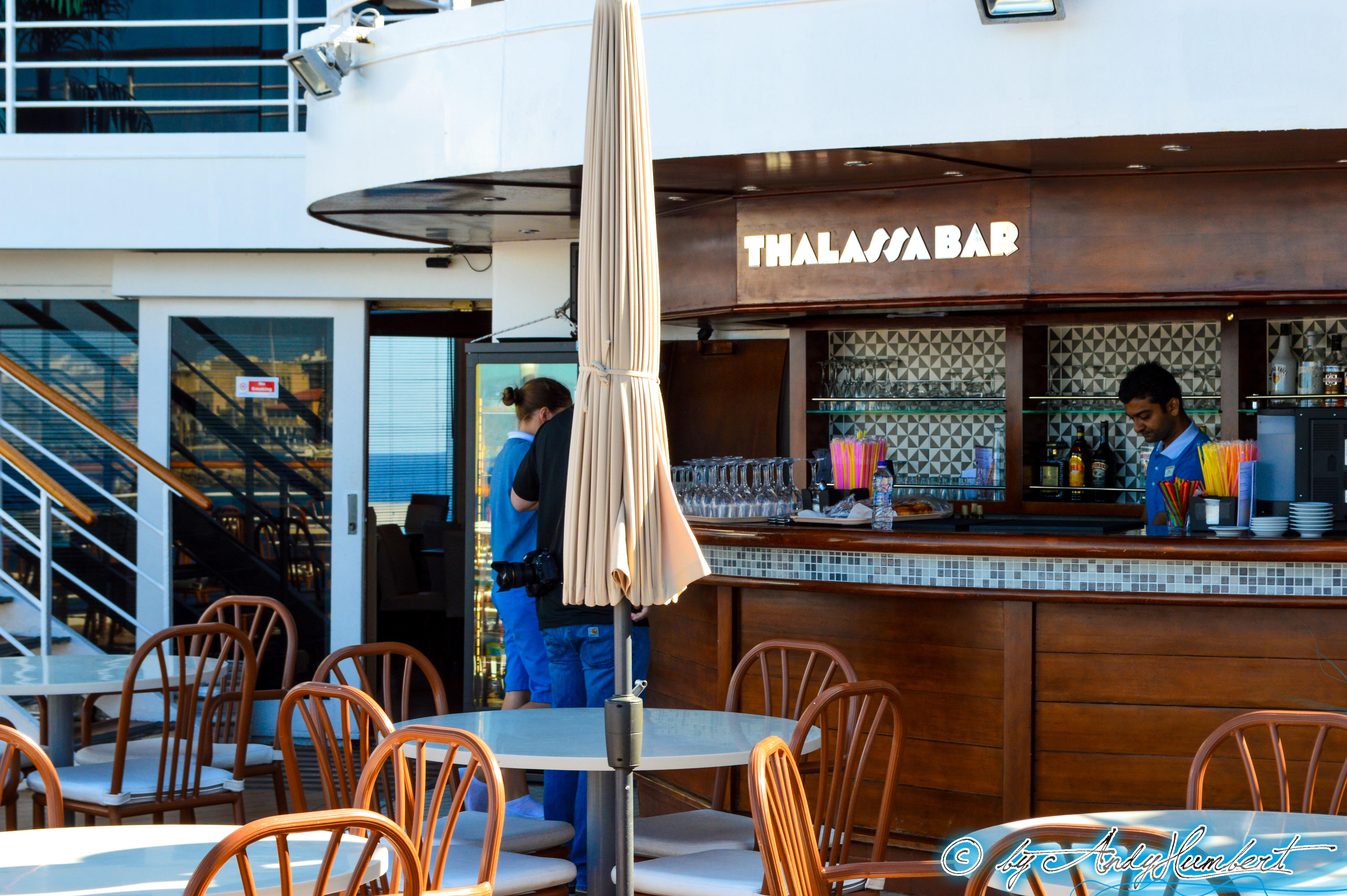 Thalassa Bar (pont 6 Venus)