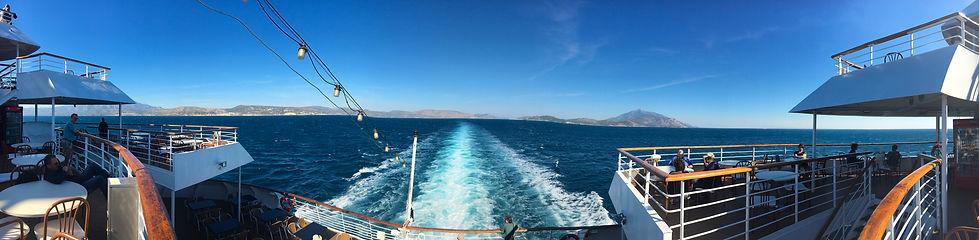 Strait of Samos, Celestyal Nefeli